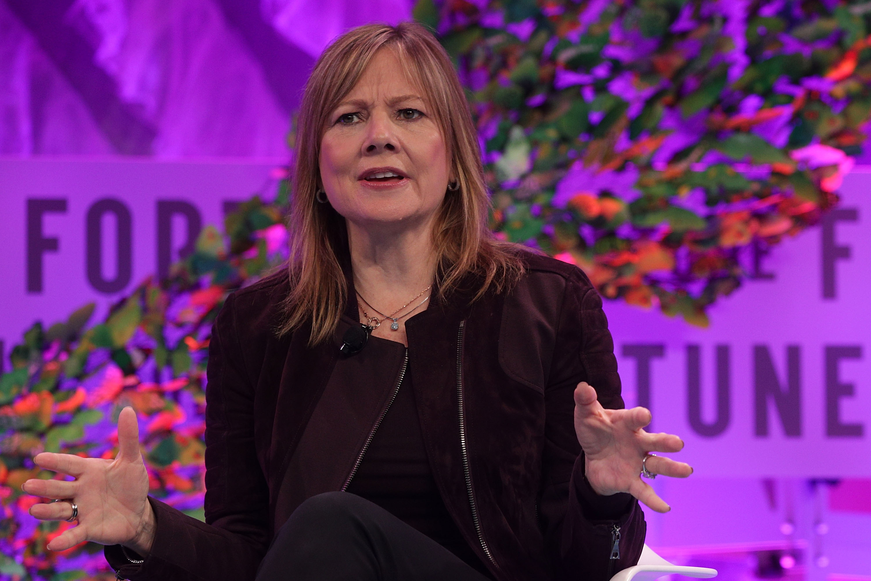 "Fortune Hosts Its ""Most Powerful Women Summit"" In Washington, D.C."