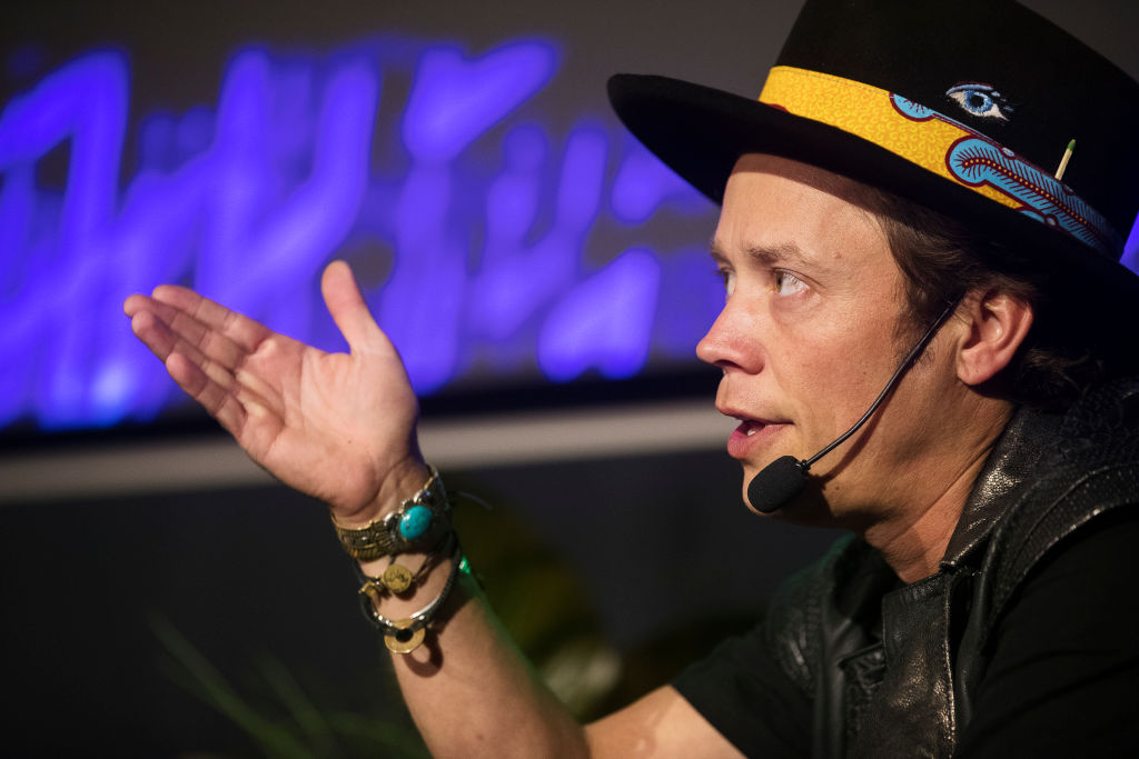 EOS Block.one Brock Pierce