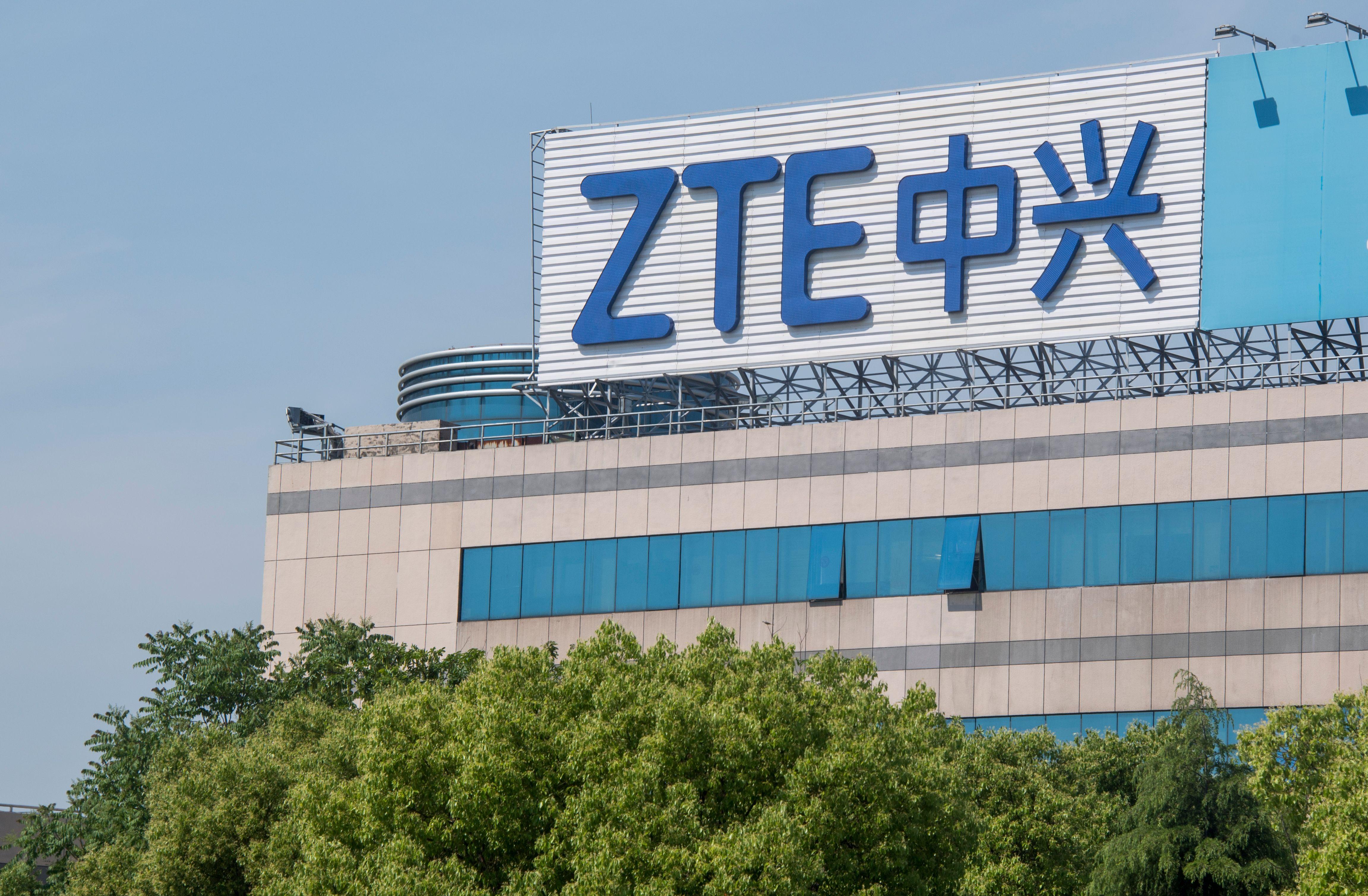 CHINA-US-TELECOMMUNICATION-ZTE