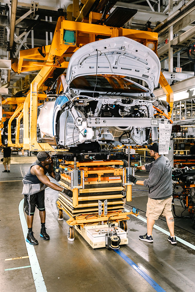 GM Gets Ready for a Post-Car Future | Fortune