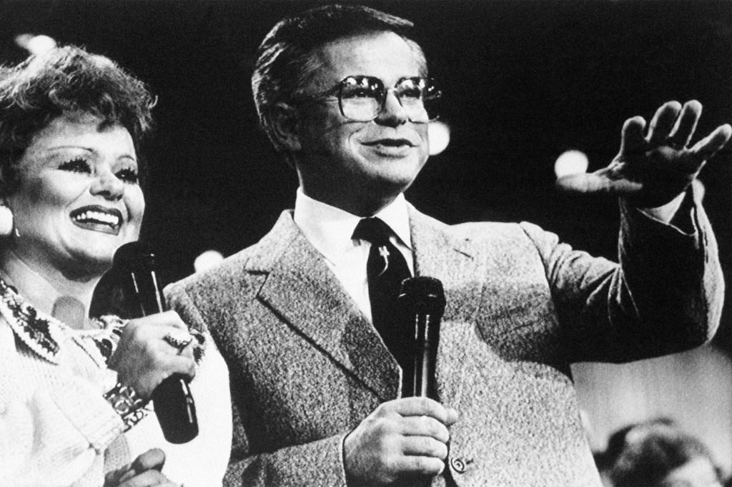 Jim Bakker and Tammy Faye Bakker