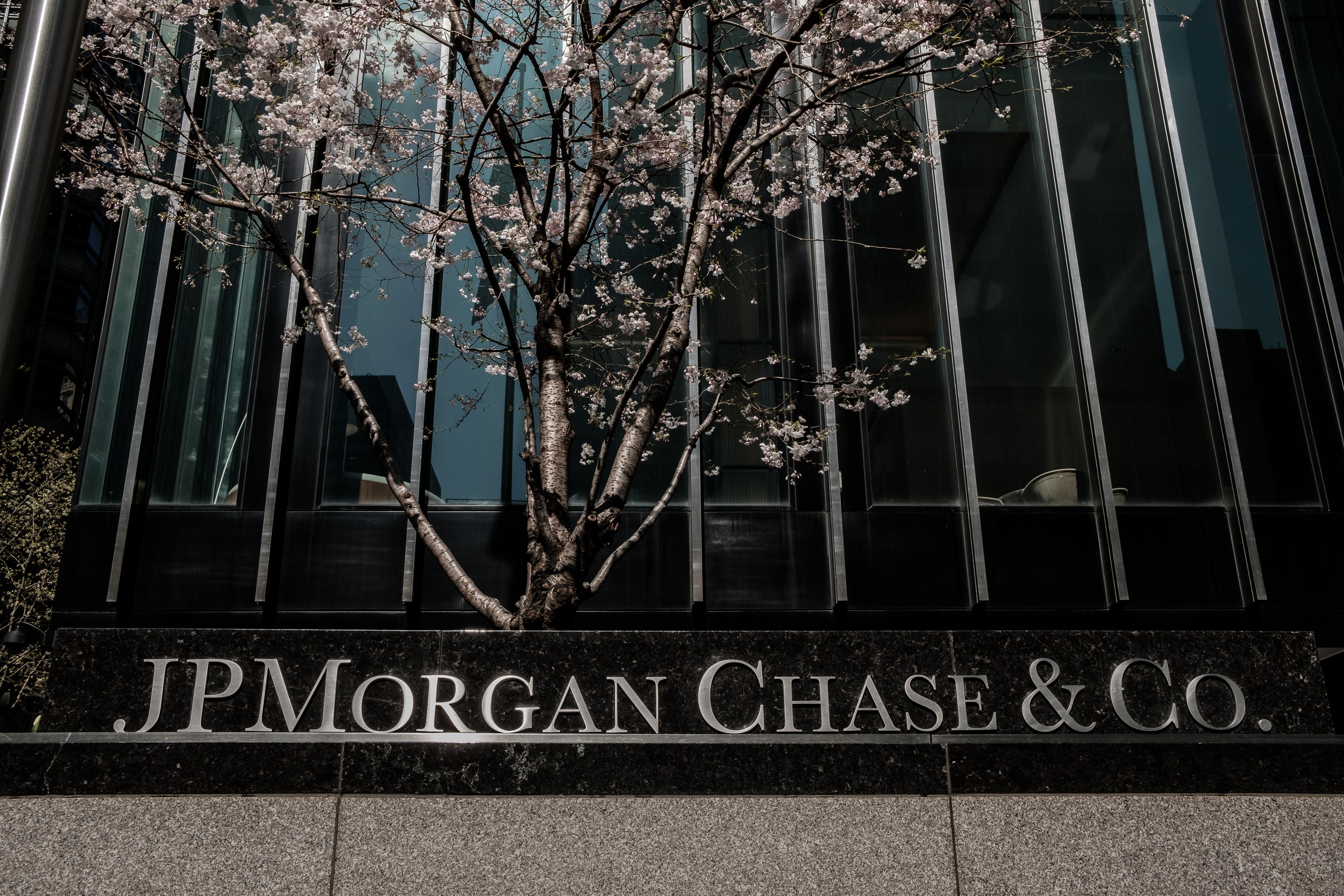 jpmorgan chase bitcoin blockchain cryptocurrency