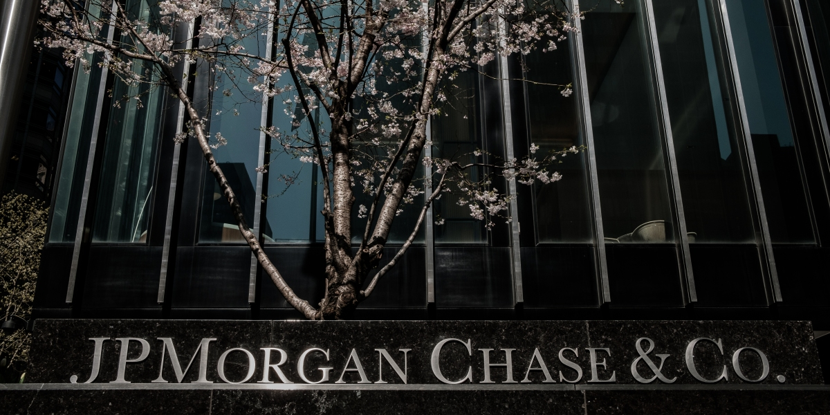 J P  Morgan Names Head of Crypto-Assets Strategy, Oliver
