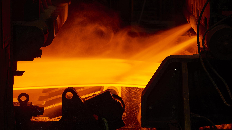 Inside The Steel Making Process