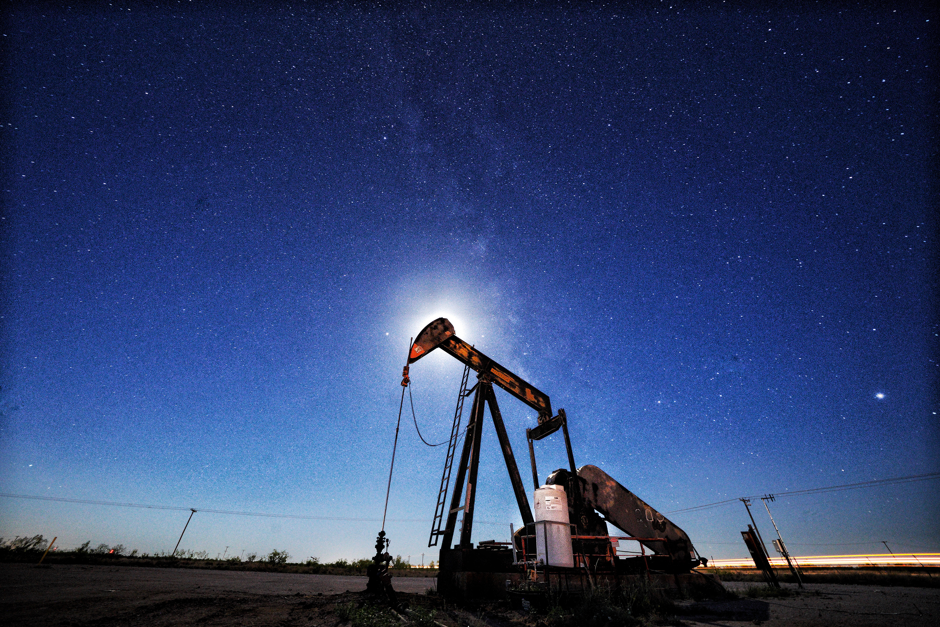 permian basin west texas fracking oil exxon 01