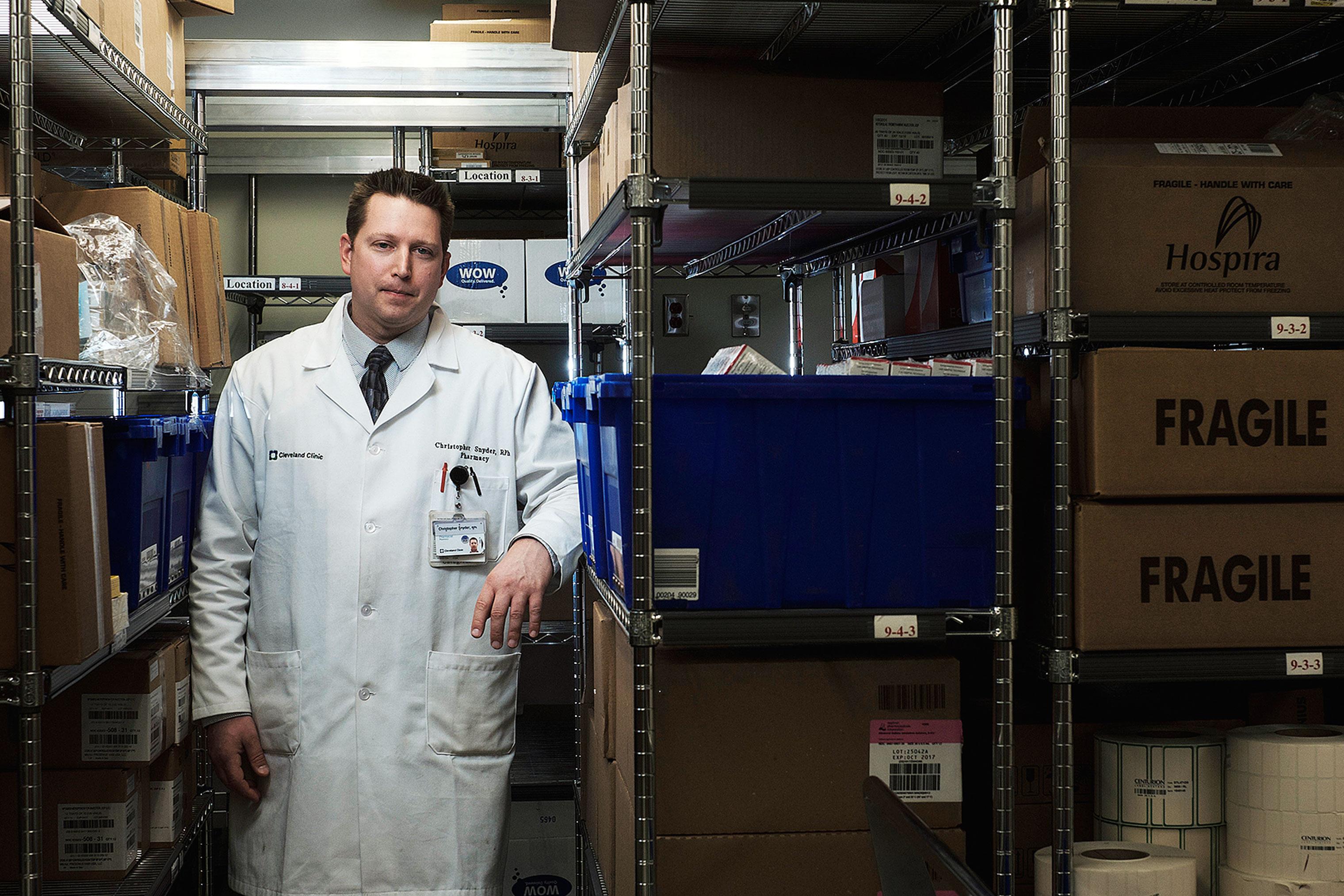 Critical Condition: Inside Pfizer's Drug Supply Problem