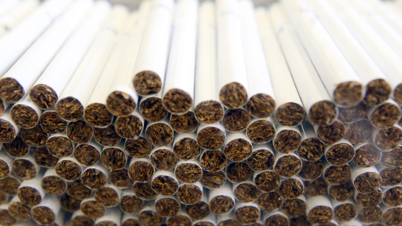 Philip Morris Izhora tobacco company