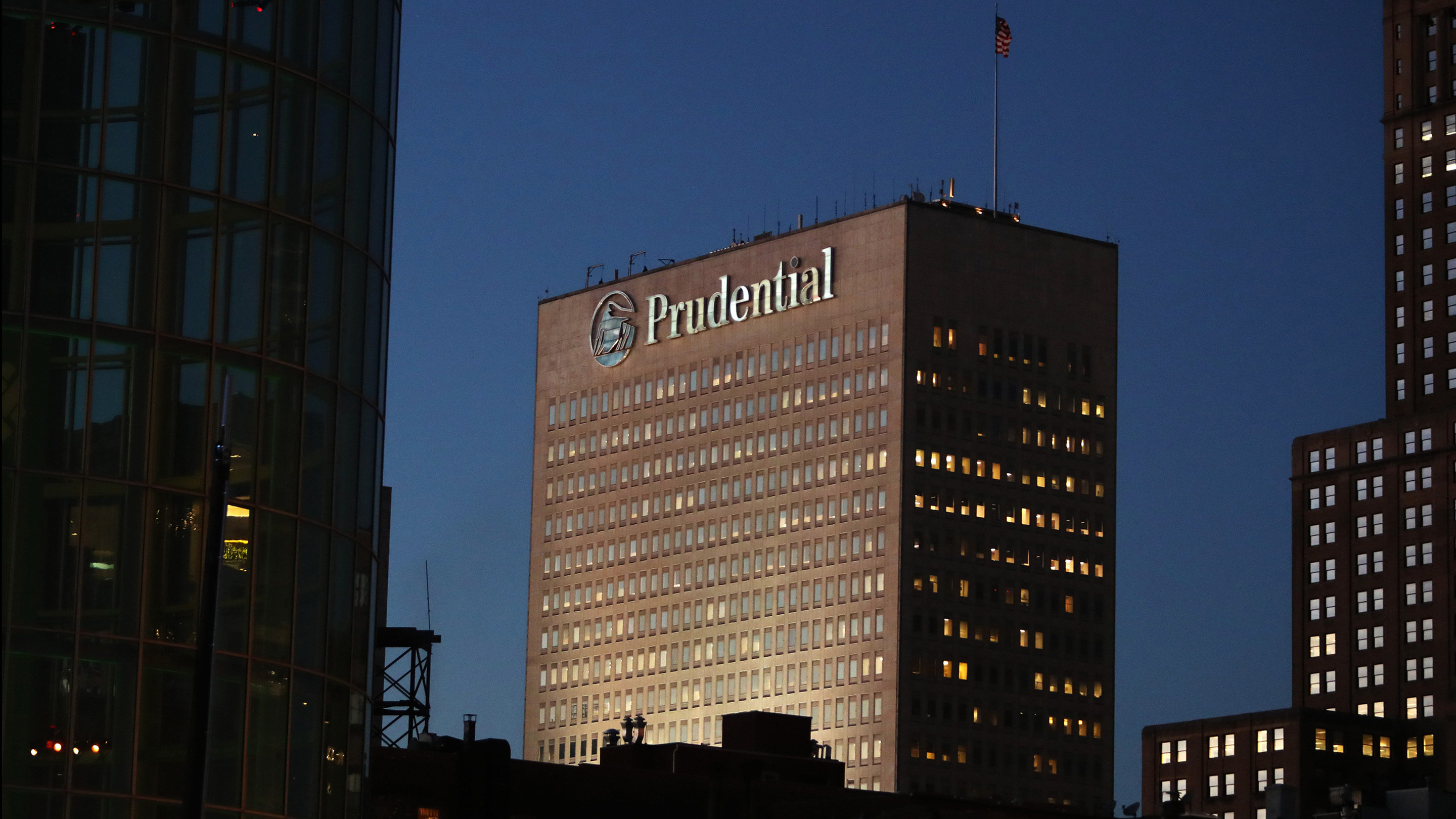 Prudential Financial Inc. Center And Headquarters Ahead Of Earnings Figures
