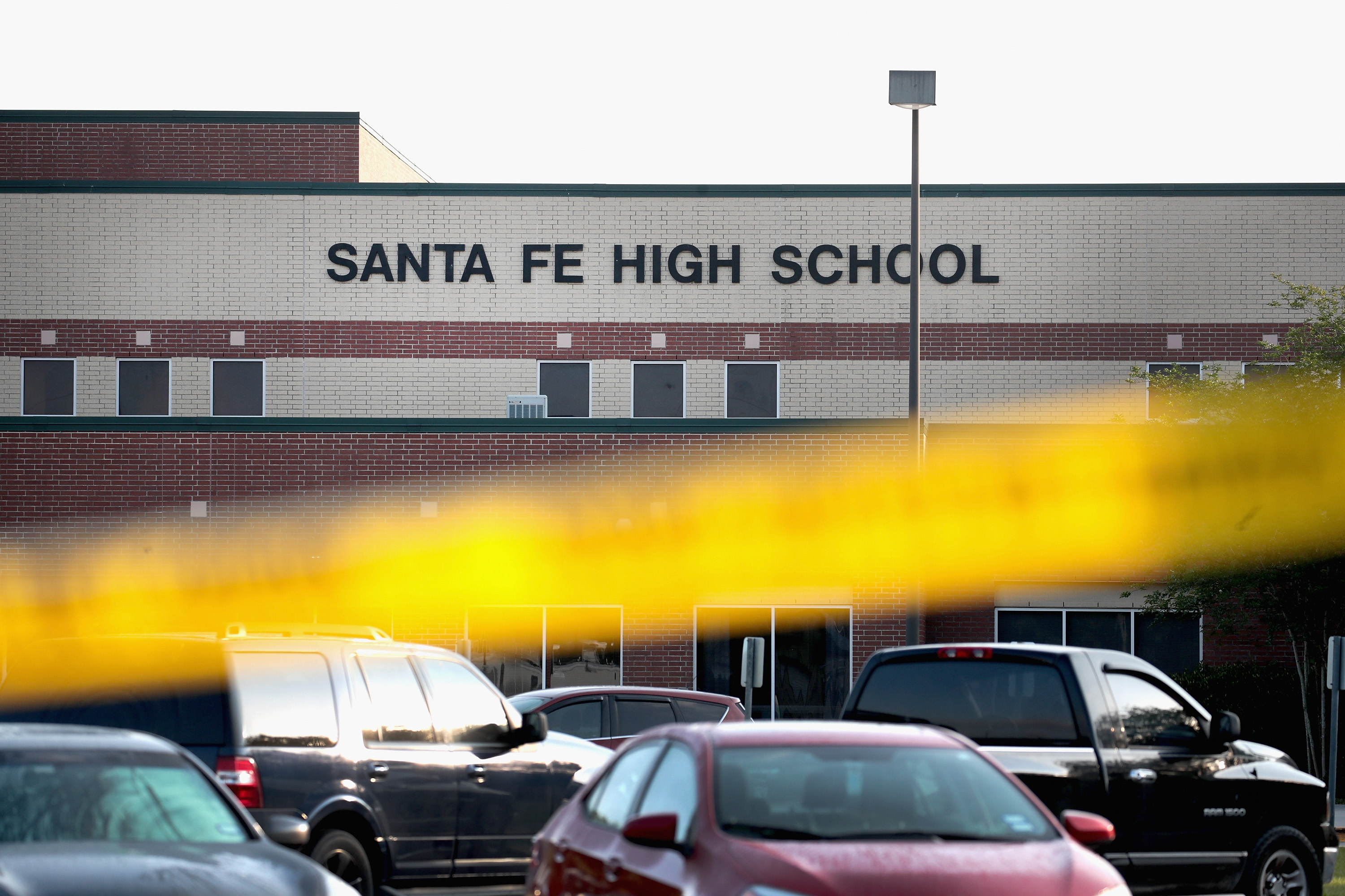 Deadly Shooting At Santa Fe High School In Texas Leaves 10 Dead