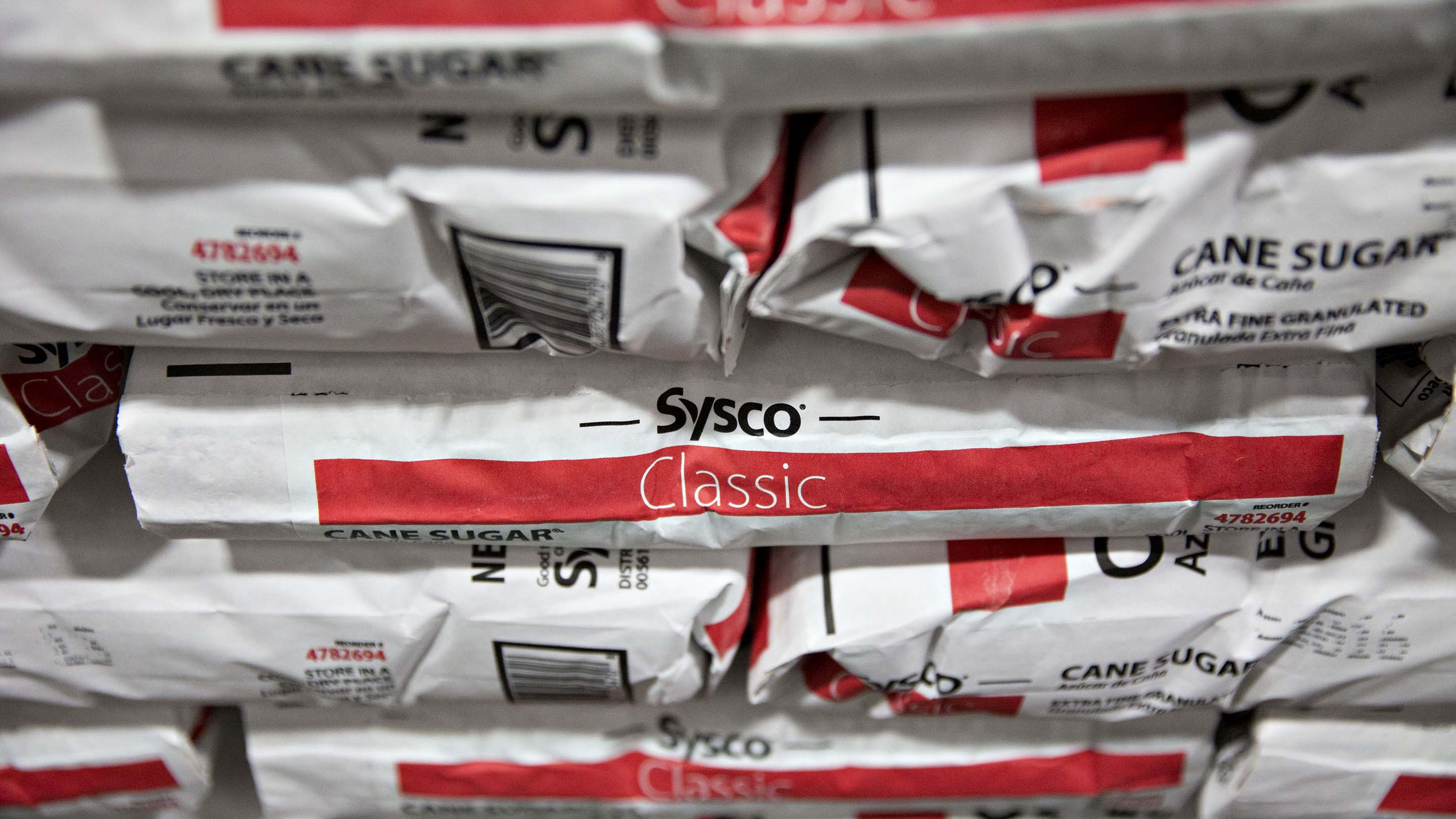 Inside A Sysco Corp. Warehouse Ahead Of Earnings Figures