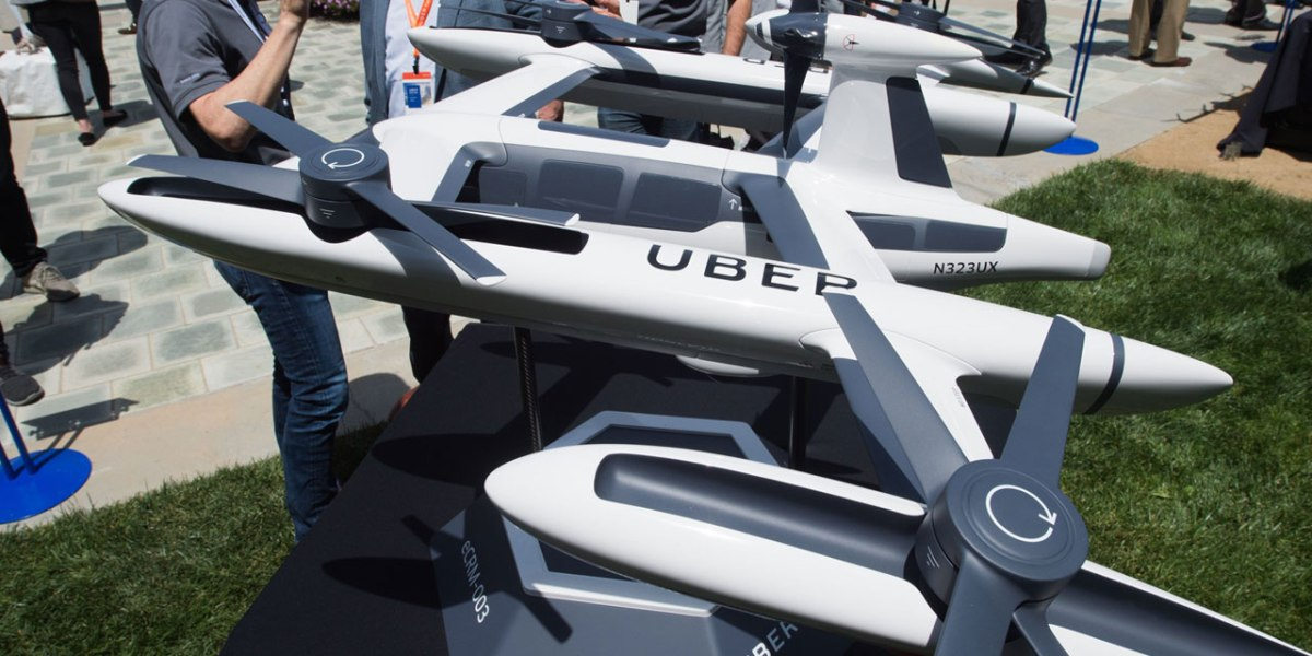 Uber Plans to Test Food Delivery by Drone