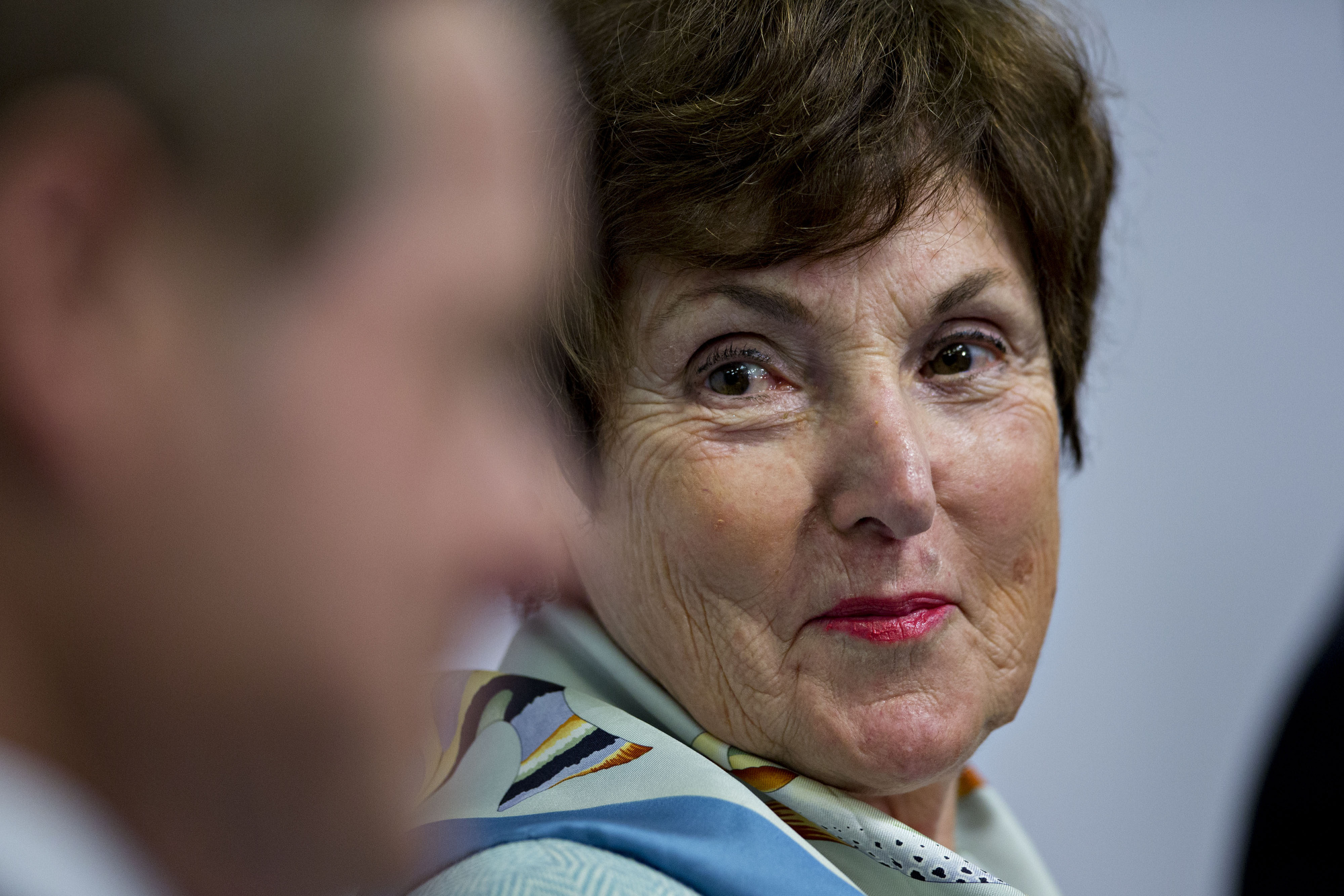 United Airlines Taps Former FAA Chief Jane Garvey as Chairman