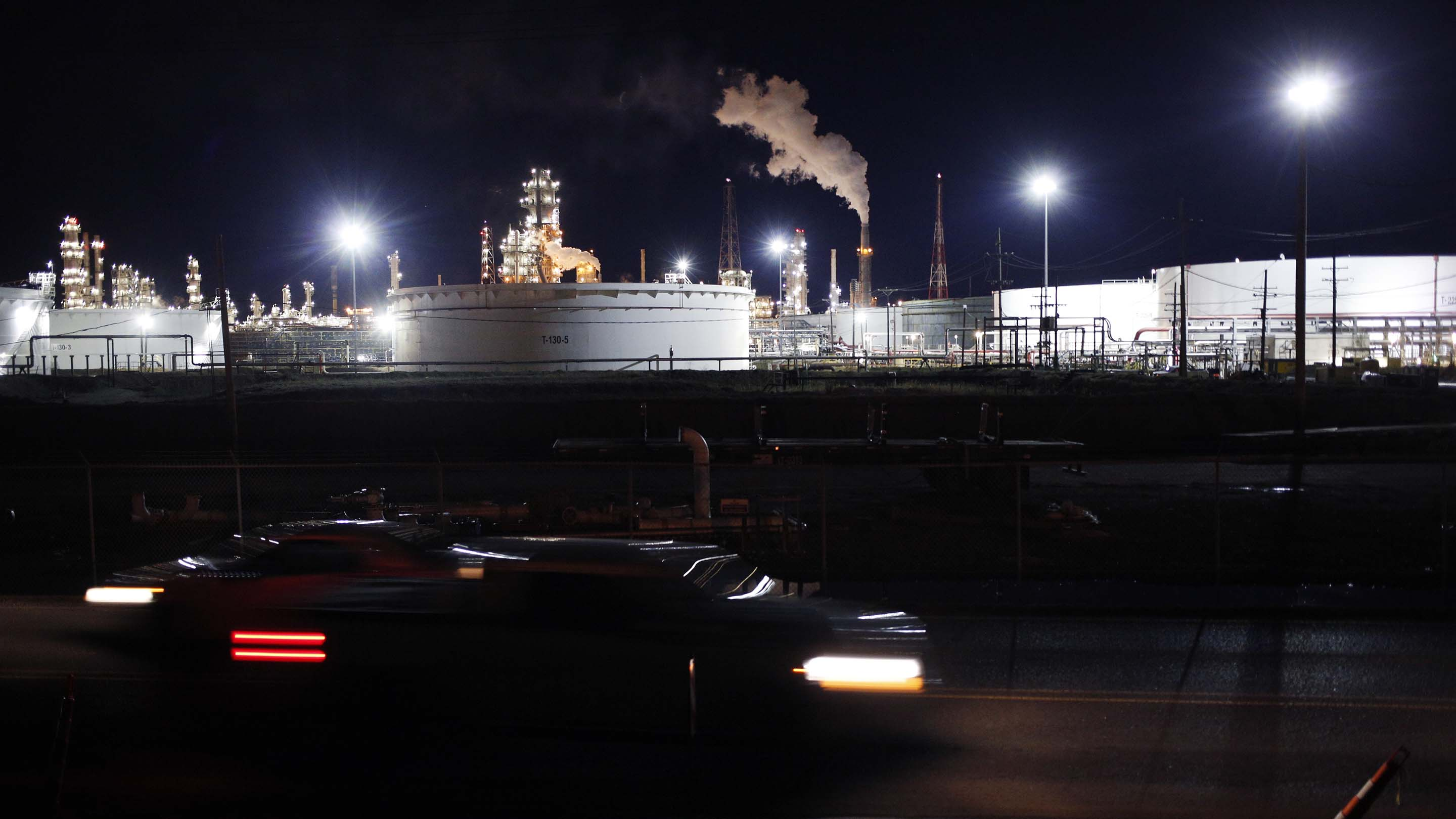 Refineries As U.S. Companies Talk Expansion After Tax Gains