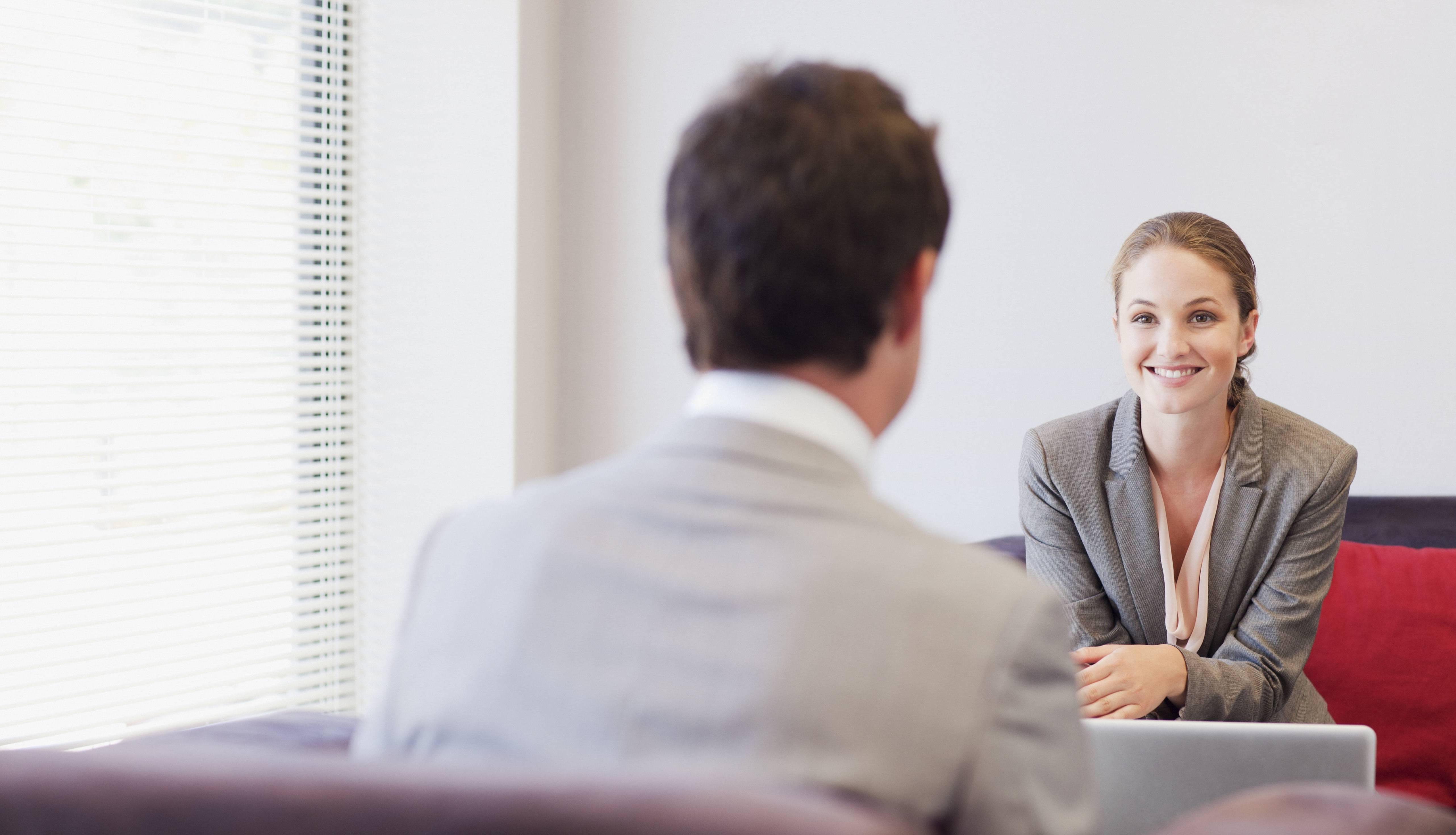 Women job search gpa interview
