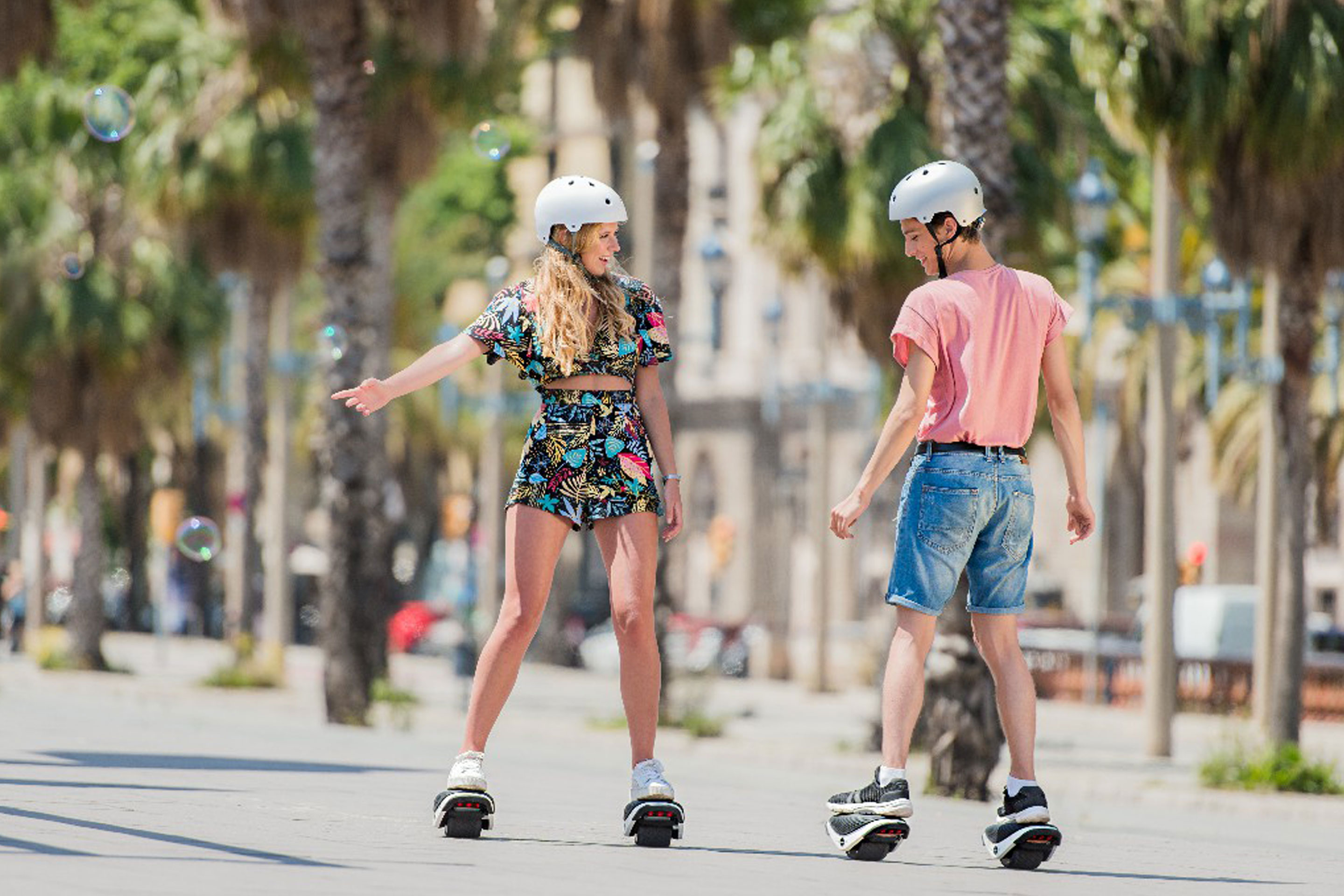 Segway's recently announced e-skates the Drift W1.