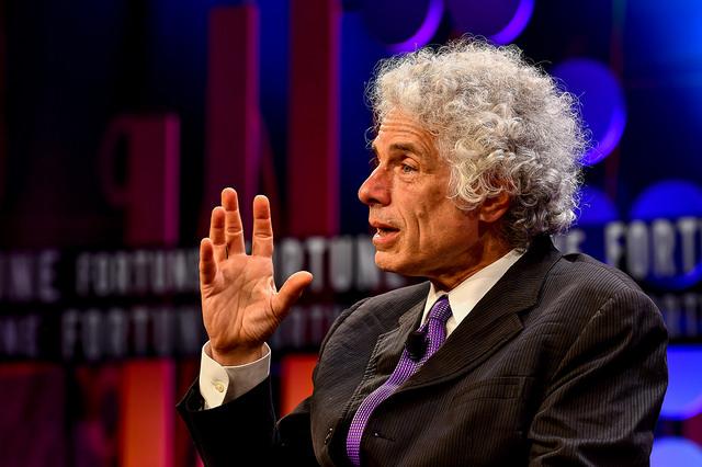 Steven Pinker, Professor, Harvard University; author, 'Enlightenment Now'