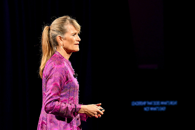 Jacqueline Novogratz, founder of Acumen.