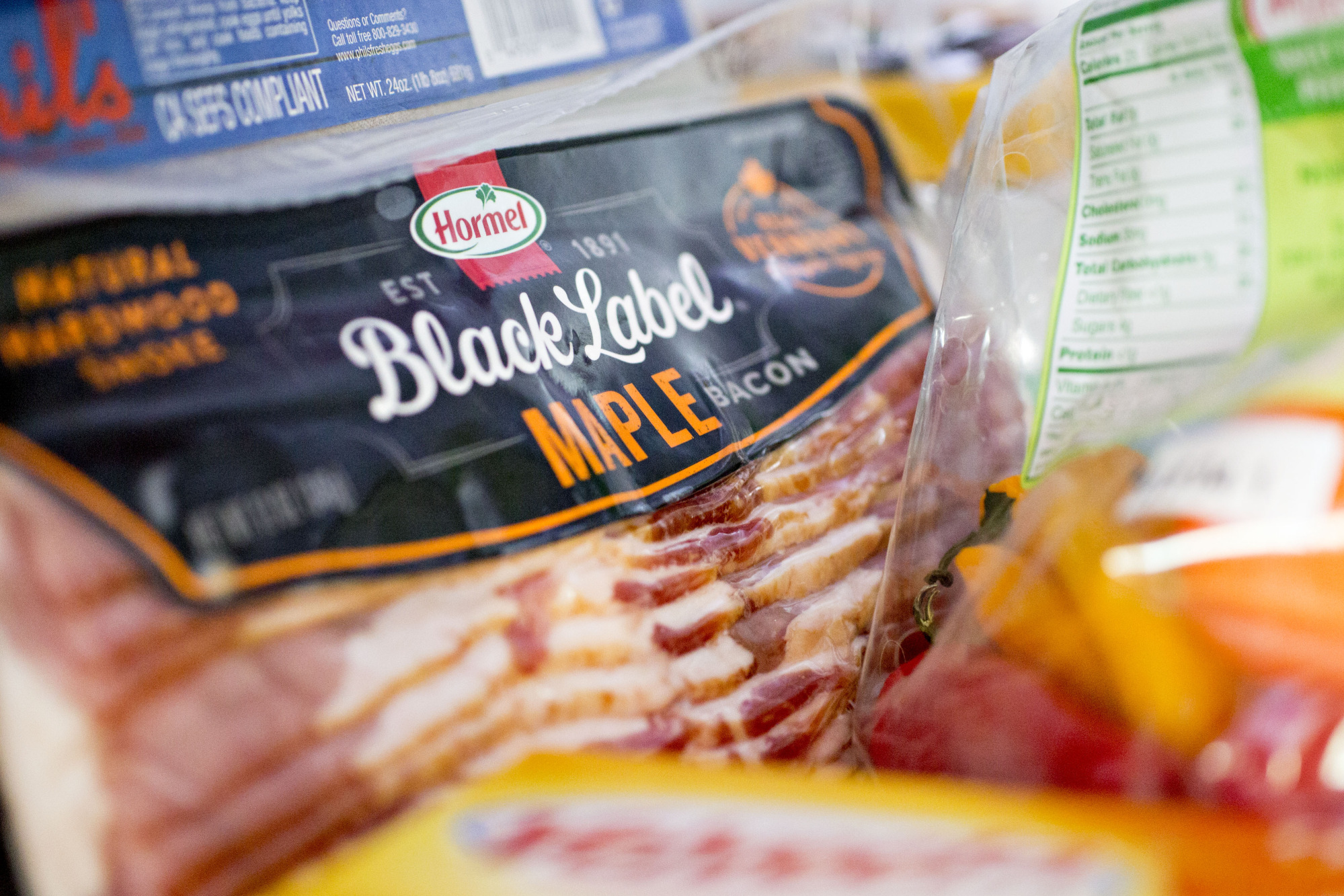 Hormel, Tyson Accused of Inflating Pork Prices in Lawsuit