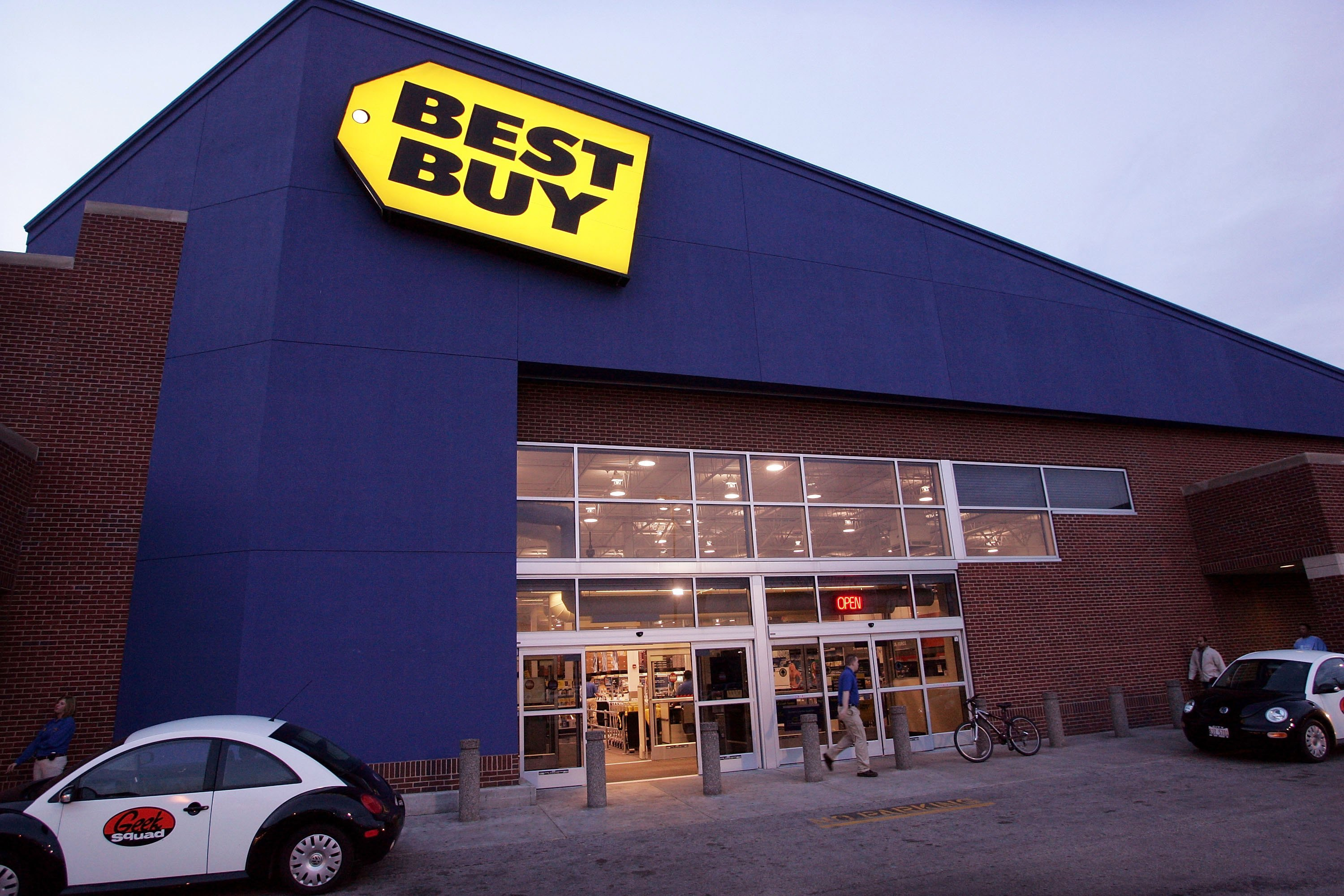 Best Buy Reaps Big Profits On Big Ticket Items