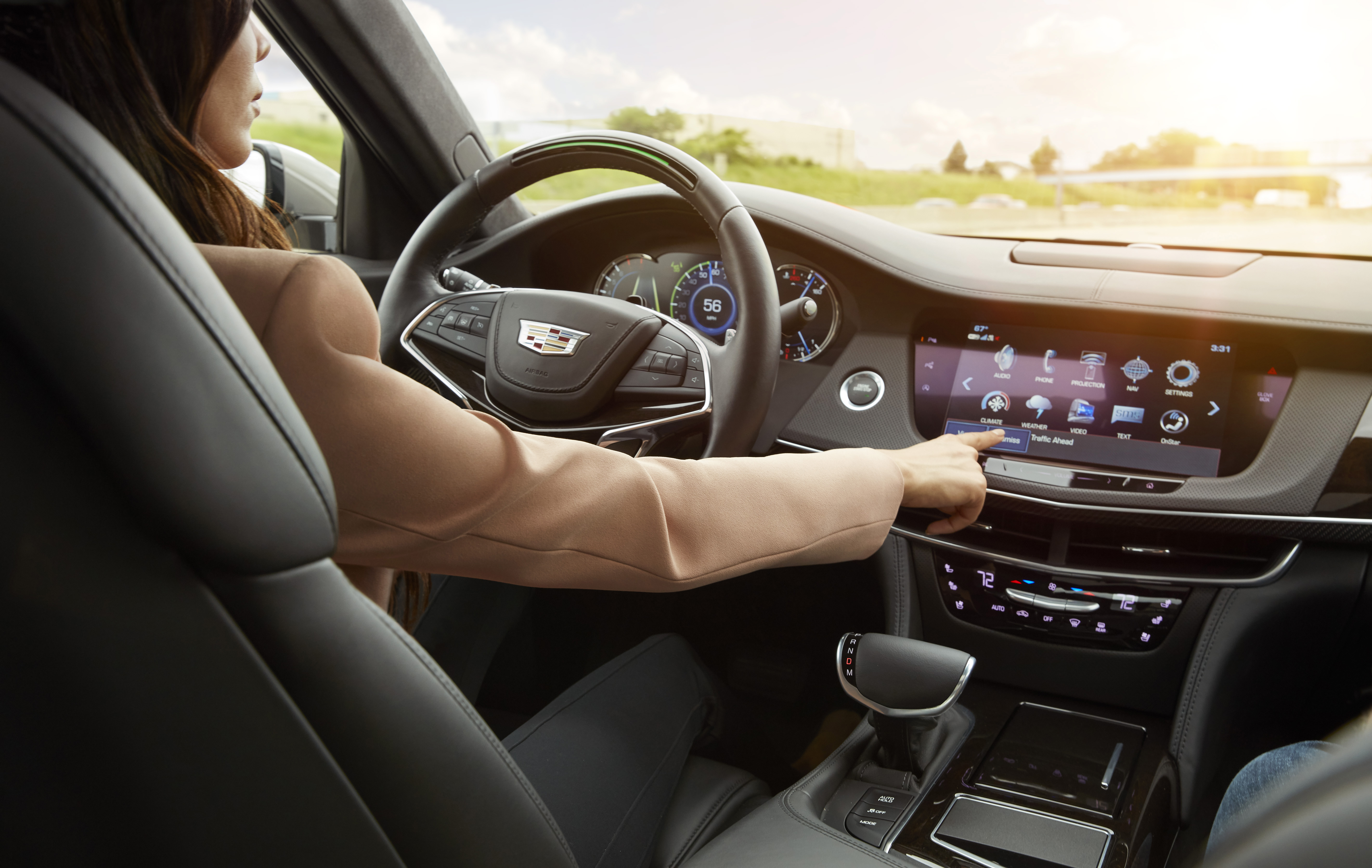 Cadillac plans to expand the rollout of Super CruiseTM, the worl