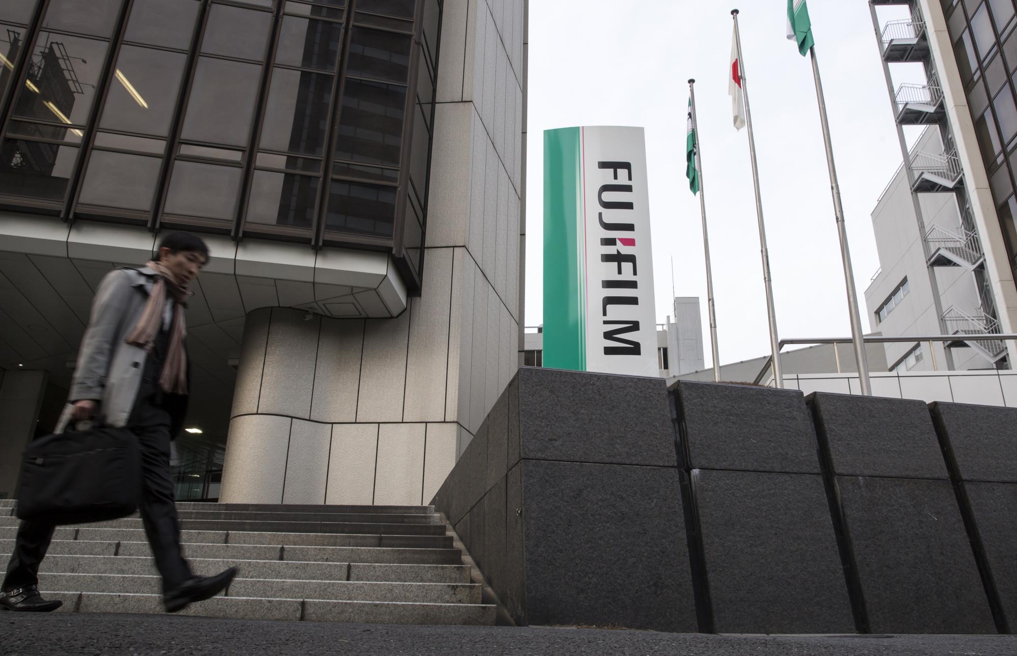 Fujifilm Sues Xerox for $1 Billion Over Failed Takeover Bid