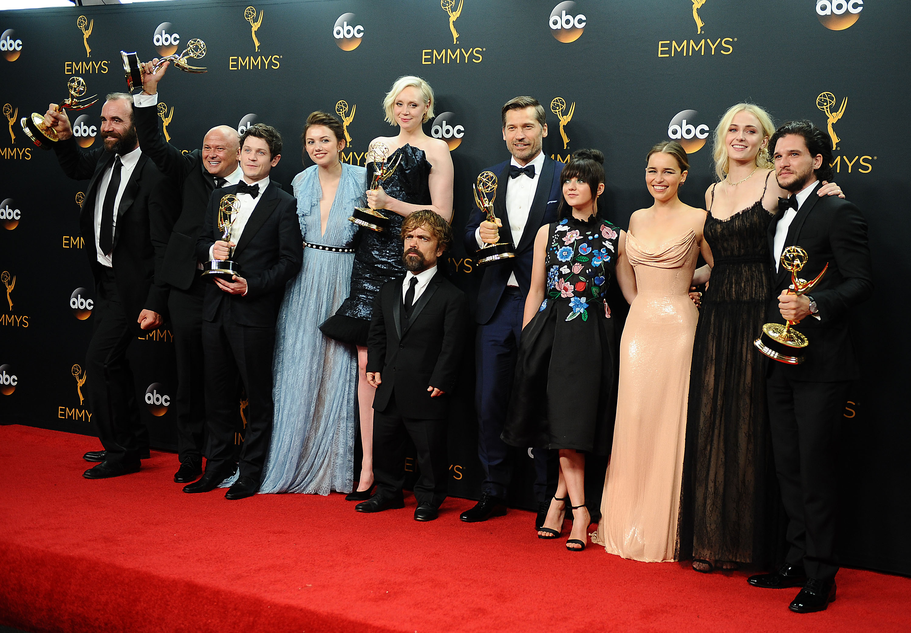 Game of Thrones Cast at 2017 Emmys