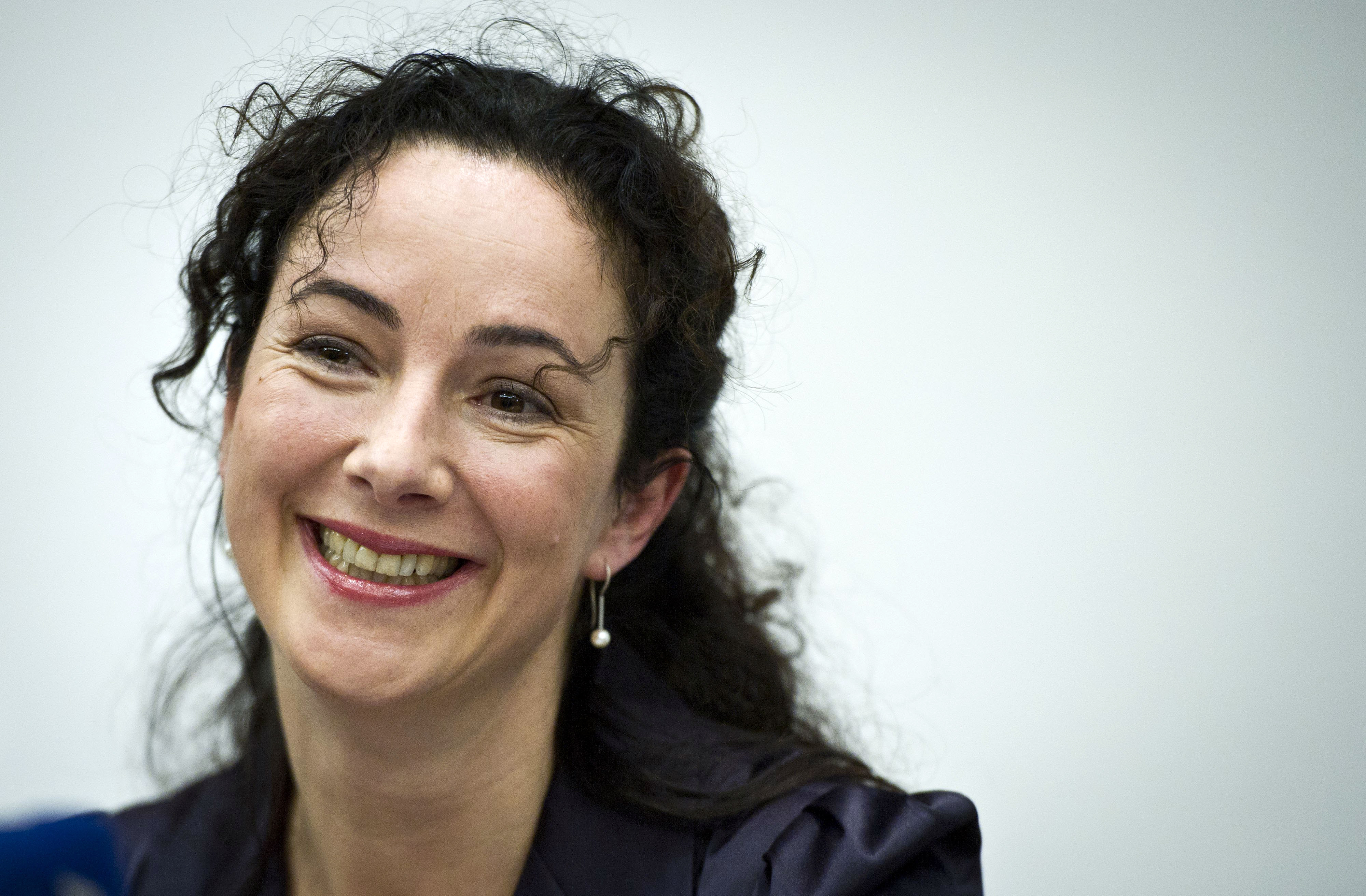 Femke Halsema, leader of the Dutch left-