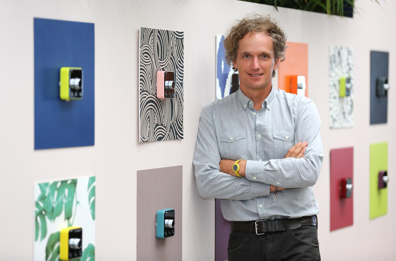 Design entrepreneur Yves Behar