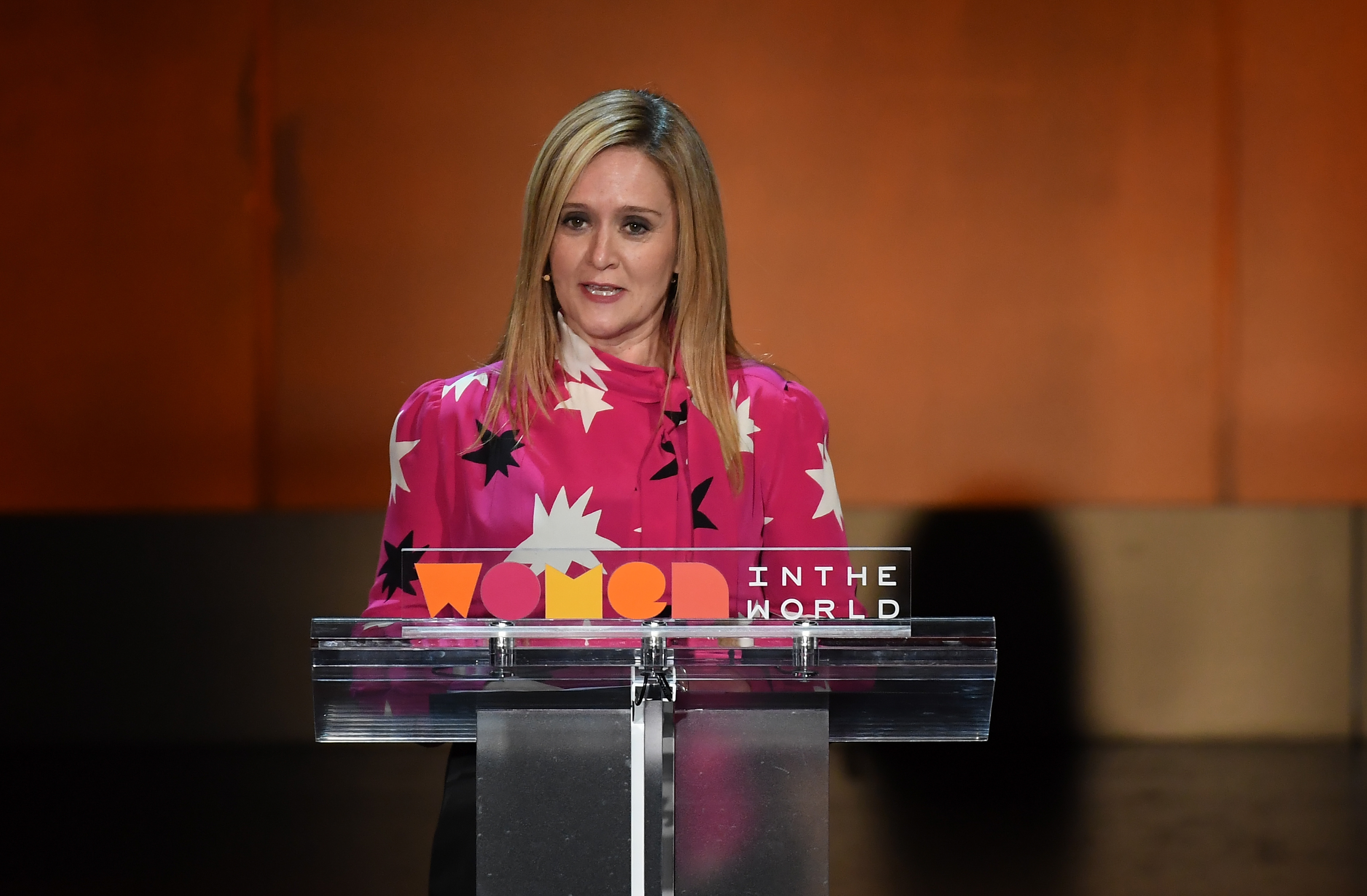 Samantha Bee has apologized for the crude name-calling