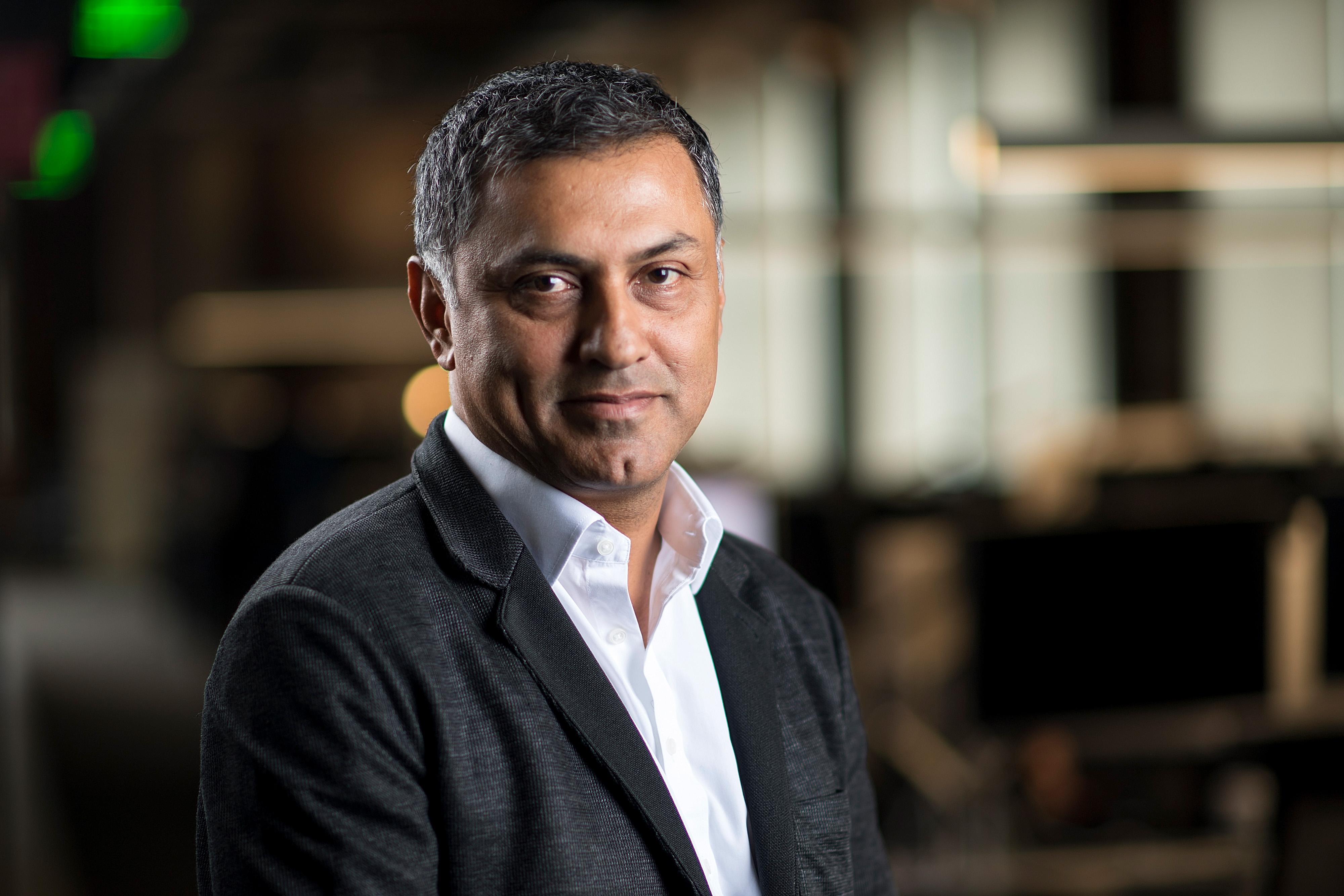 SoftBank Group Corp. Advisor Nikesh Arora Interview