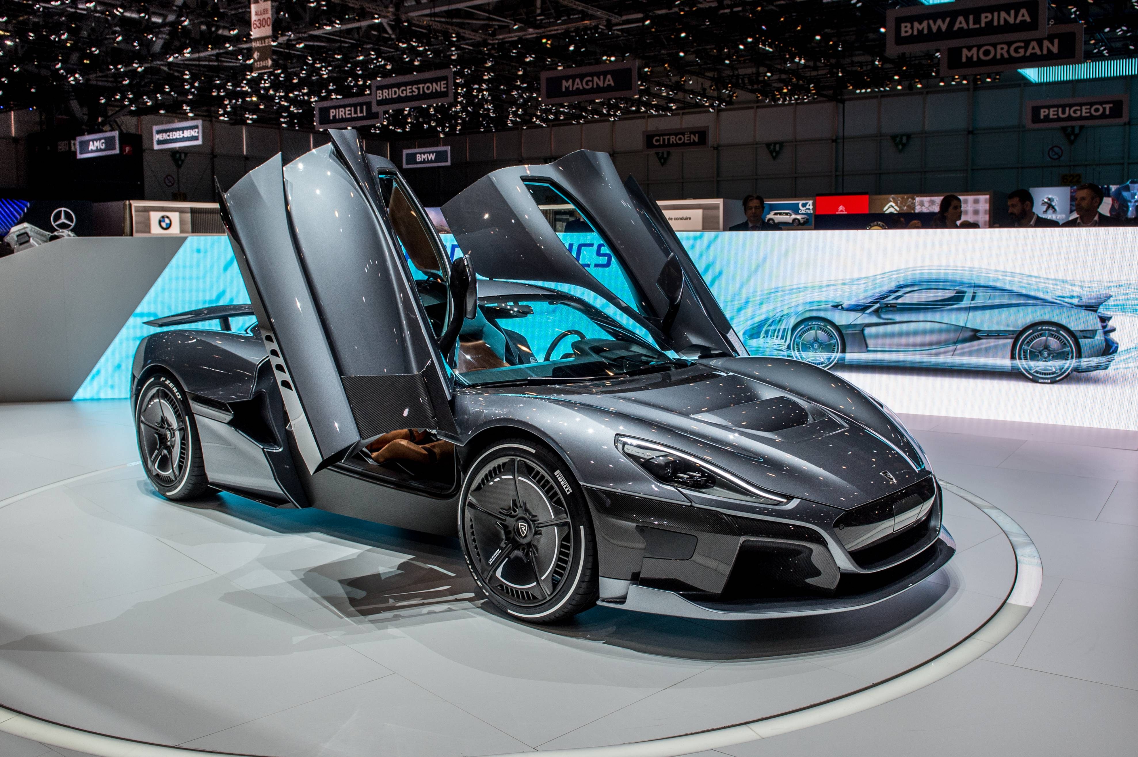 88th Geneva International Motor Show Press Days