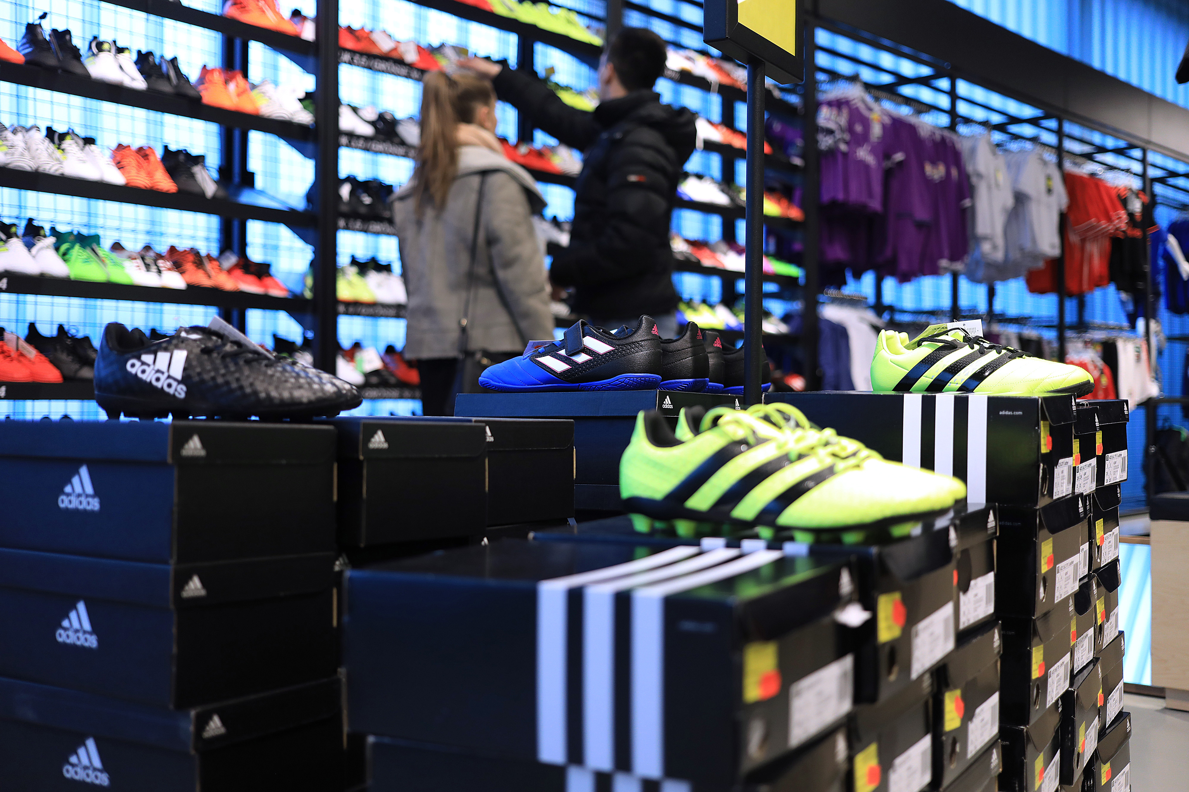 Adidas-Data-Breach-Store