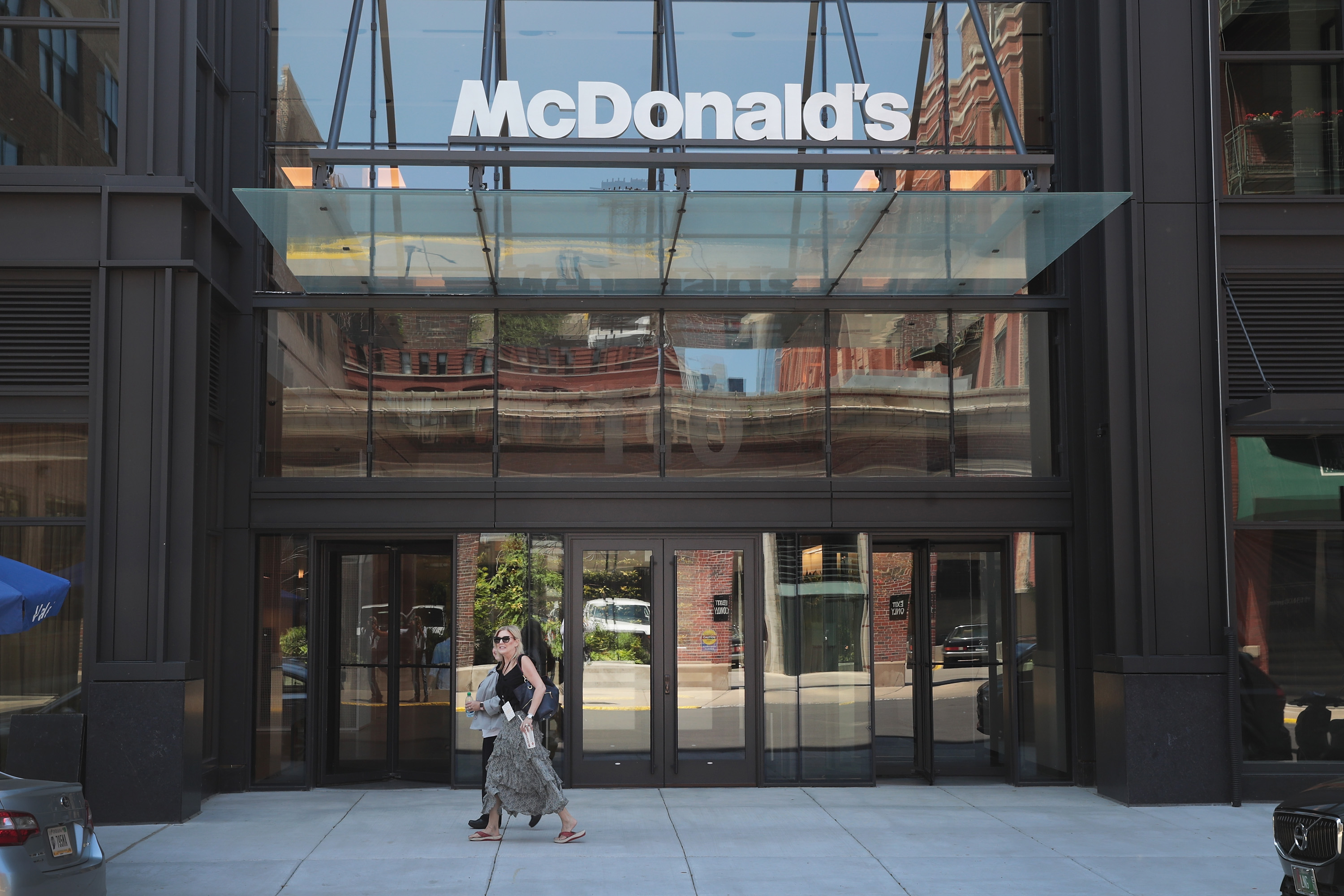 McDonald's Officially Unveils Its New Headquarters In Chicago