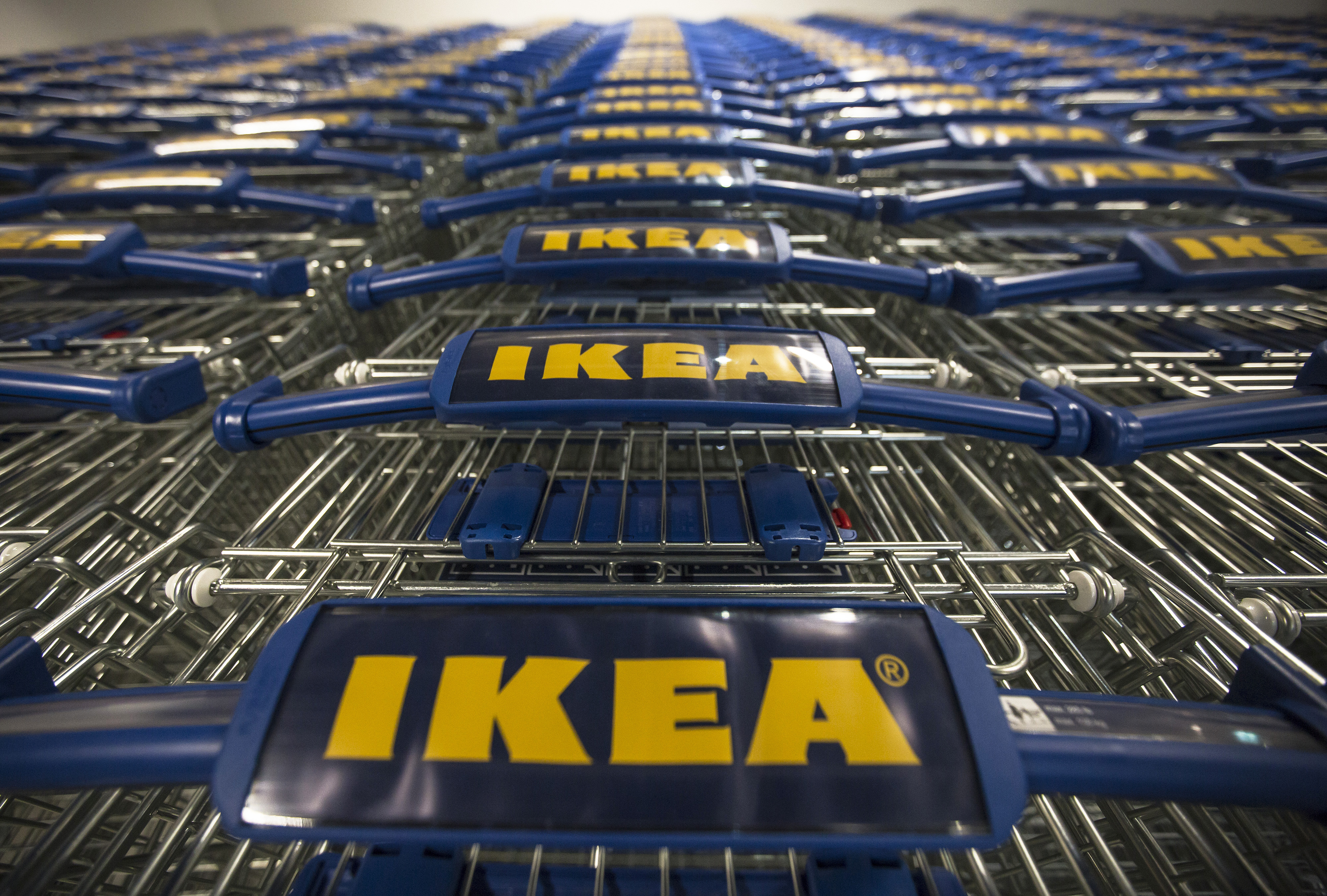 Opening Of IKEA Of Sweden AB's First Serbian Megastore
