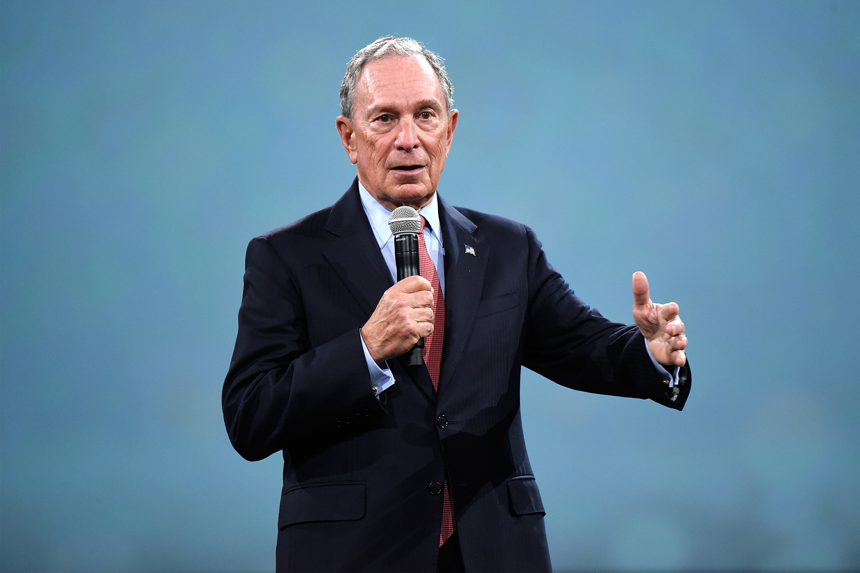 michael bloomberg - photo #1