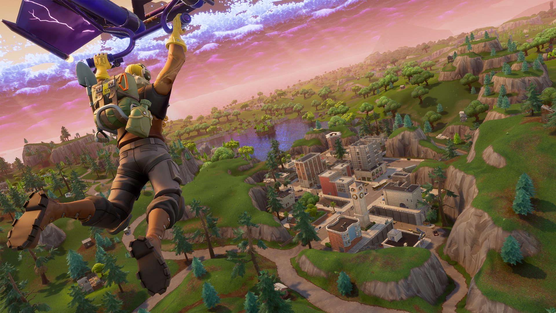 Fortnite Available On Nintendo Switch For Free Right Now