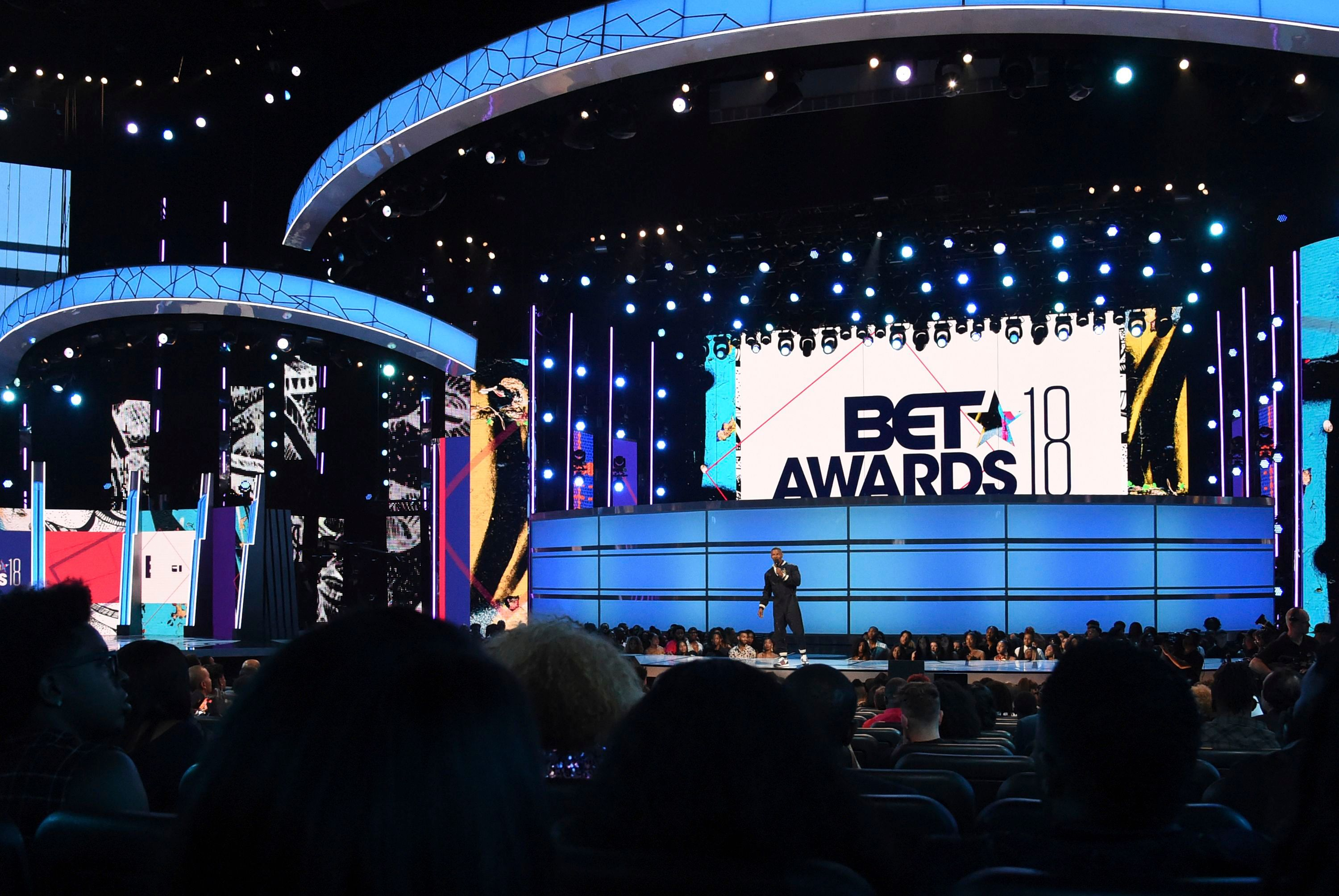 2018 BET Awards - Show, Los Angeles, USA - 24 Jun 2018