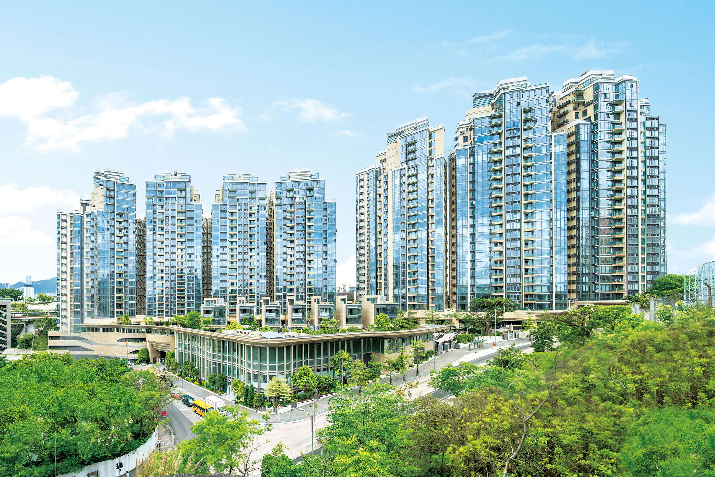 Sun Hung Kai Properties Ultima Expensive Parking Lot