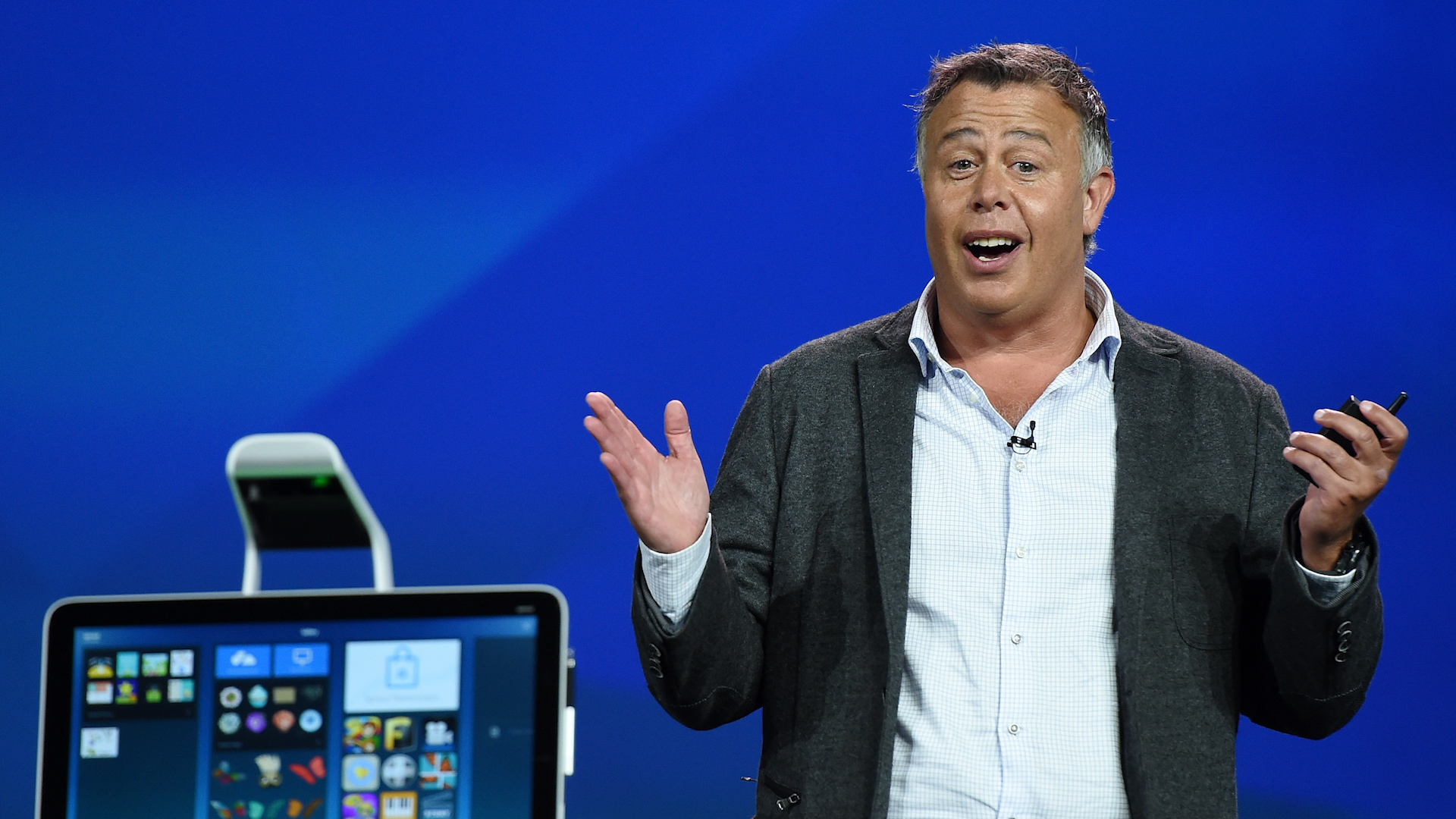 Dion Weisler, CEO of HP Inc.
