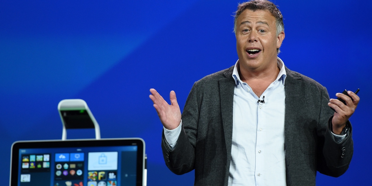 HP Inc. CEO Dion Weisler to Step Down Because of Family Health Matter