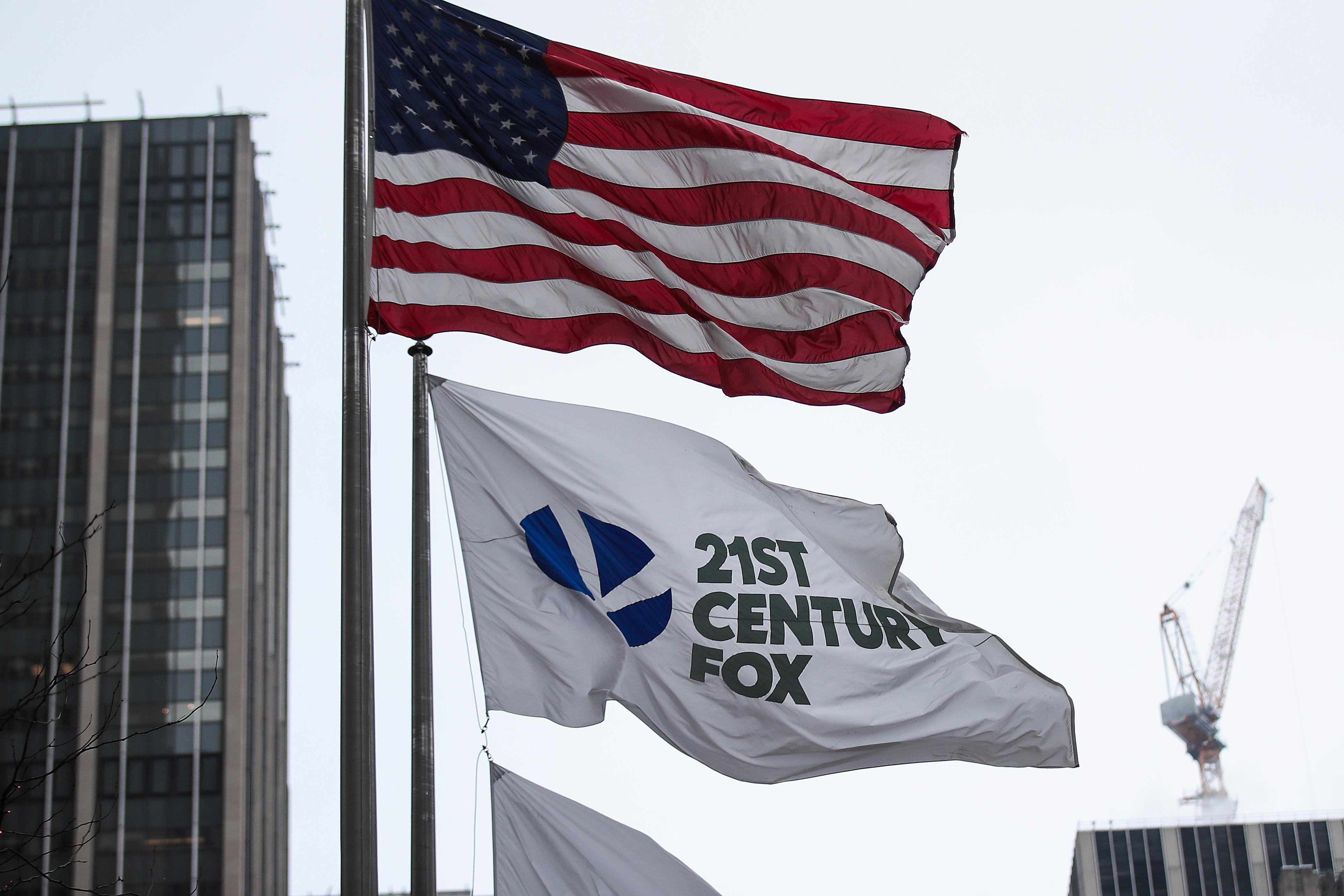 Disney To Buy 21st Century Fox's Entertainment Business