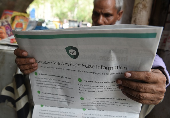 INDIA-INTERNET-FACEBOOK-WHATSAPP