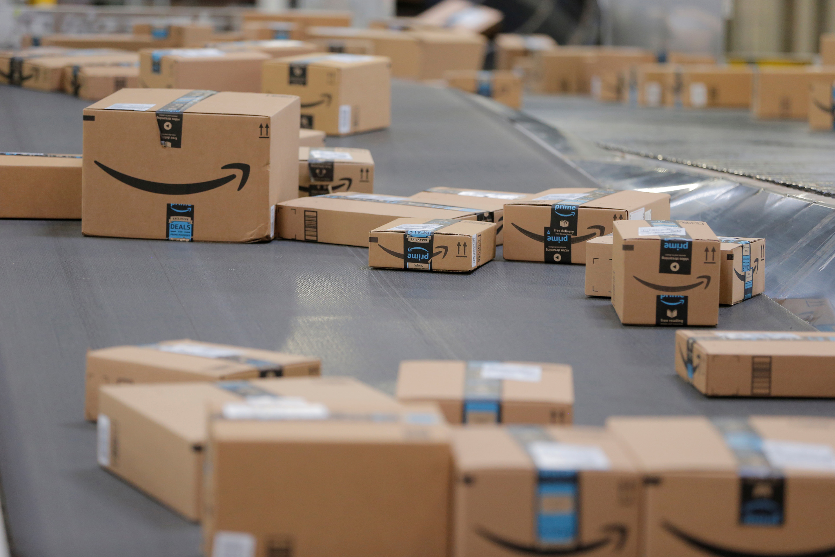 With Prime Day Looming, Amazon Faces Warehouse Strikes in Europe