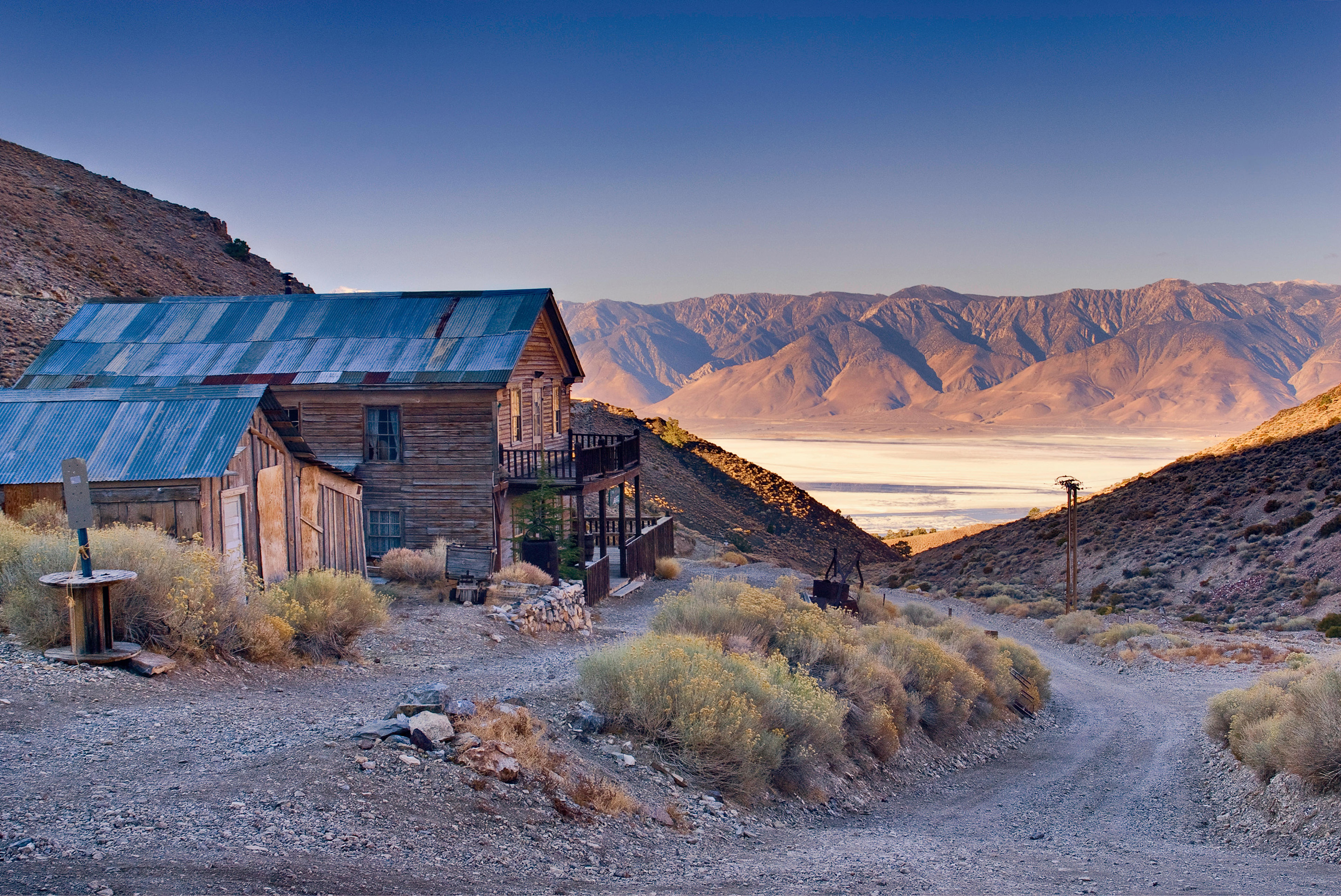 A Ghost Town in California Just Sold for $1.4 Million | Fortune