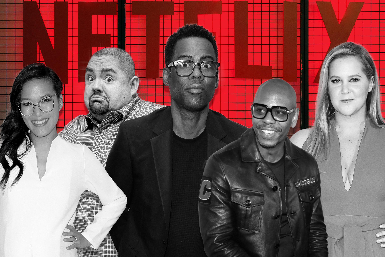 Netflix-standup-comedy