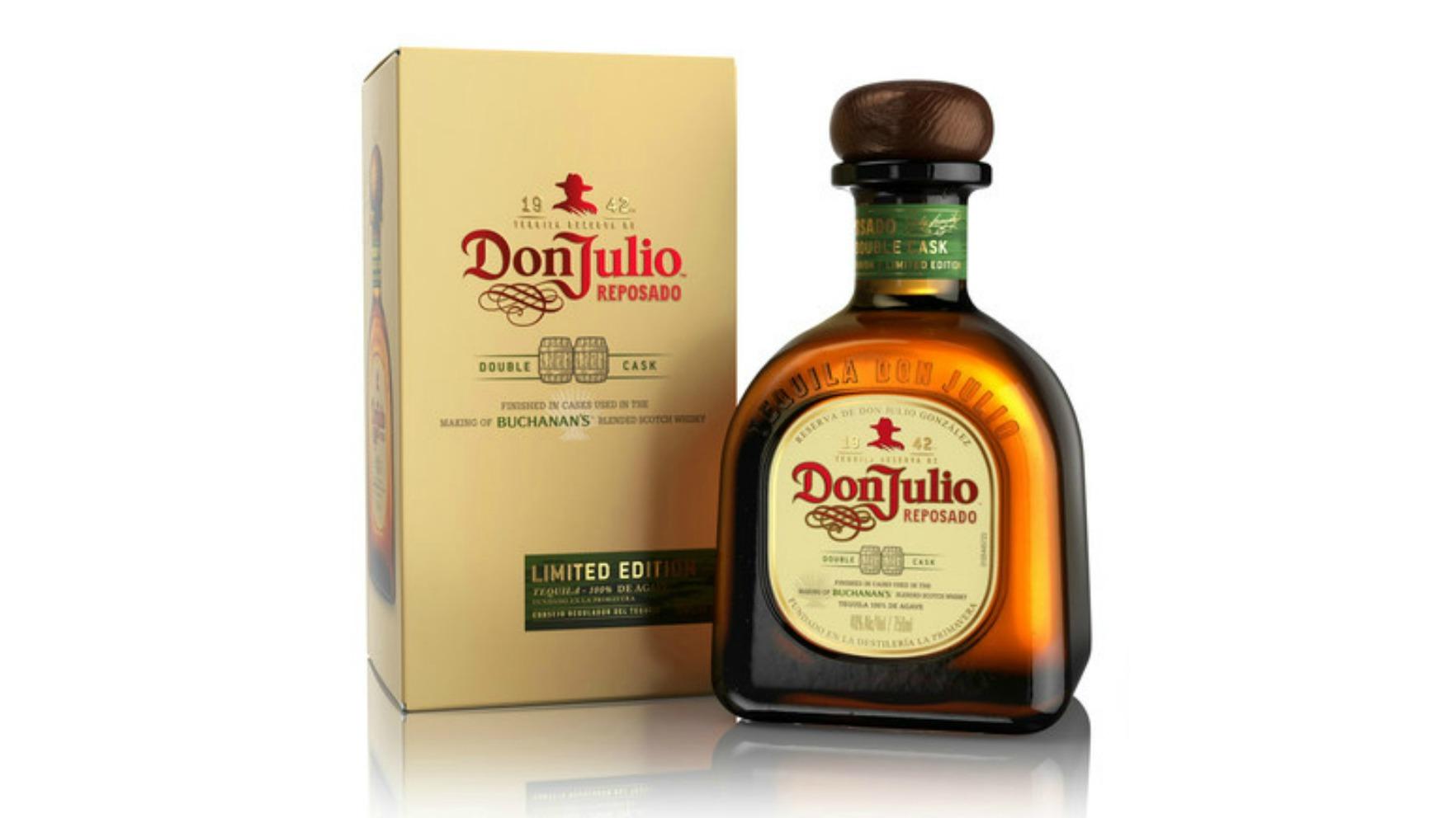 Don Julio Reposado, Double Cask