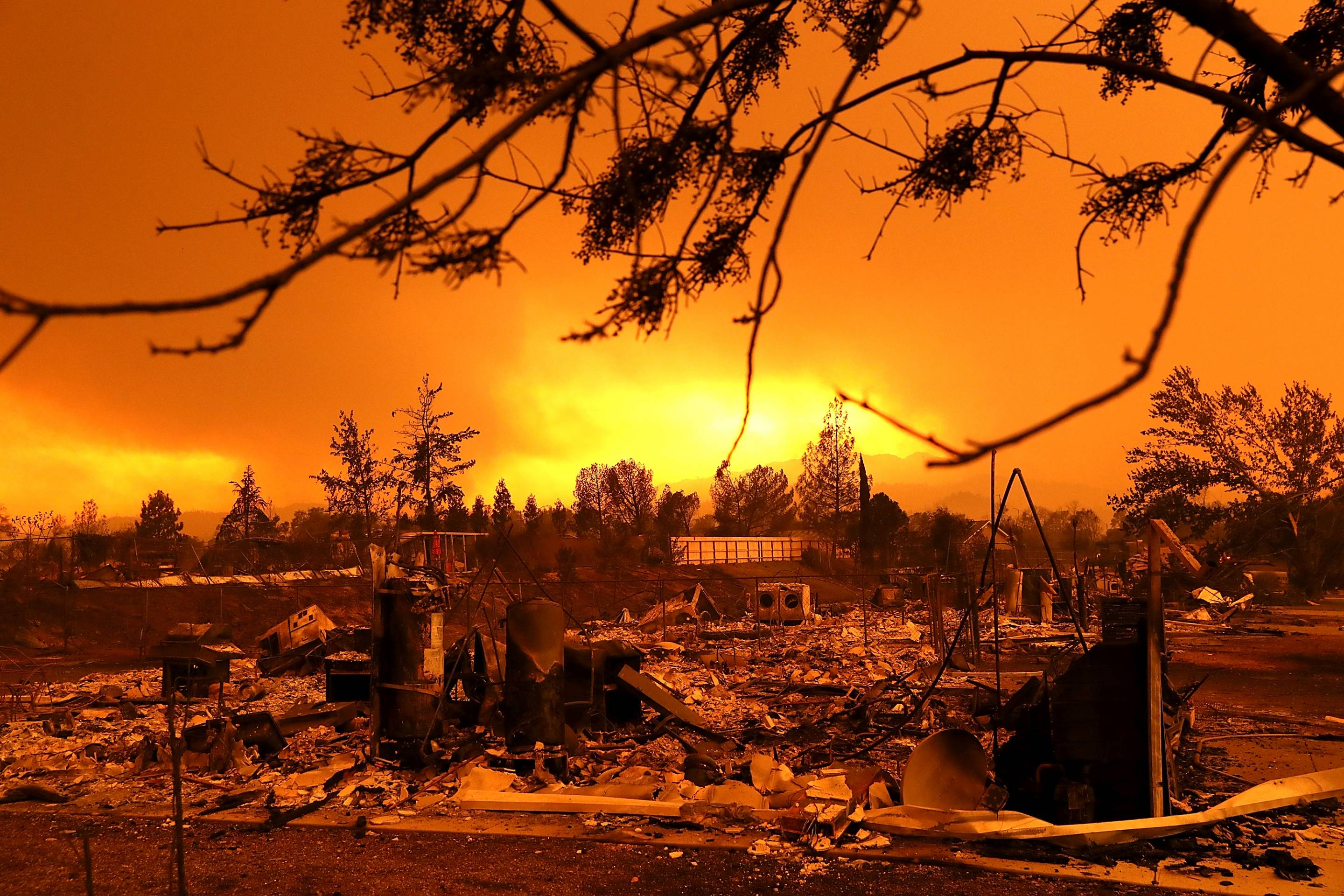 Major Wildfire Spreads To 28,000 Acres, Threatens Redding, CA