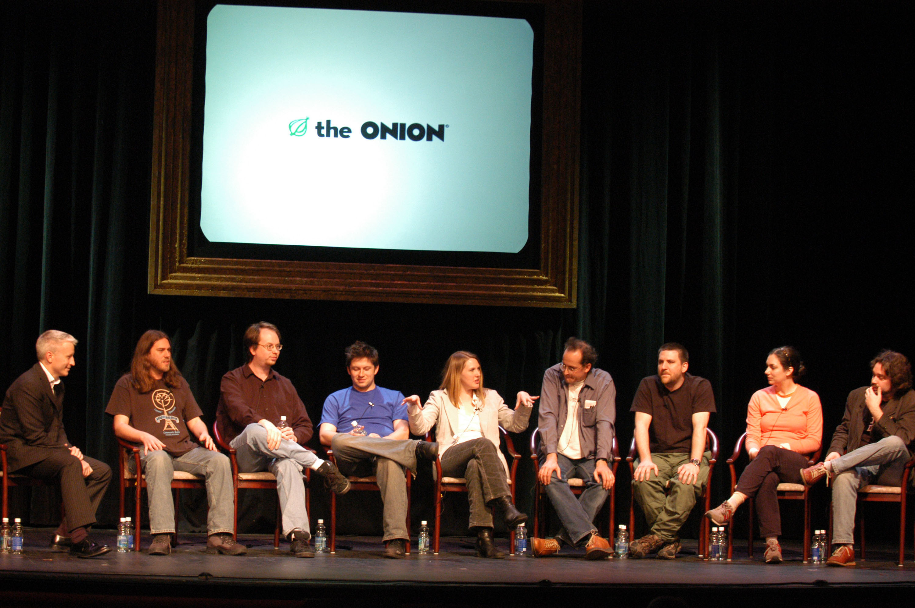 The 10th Annual U.S. Comedy Arts Festival - The Onion Live