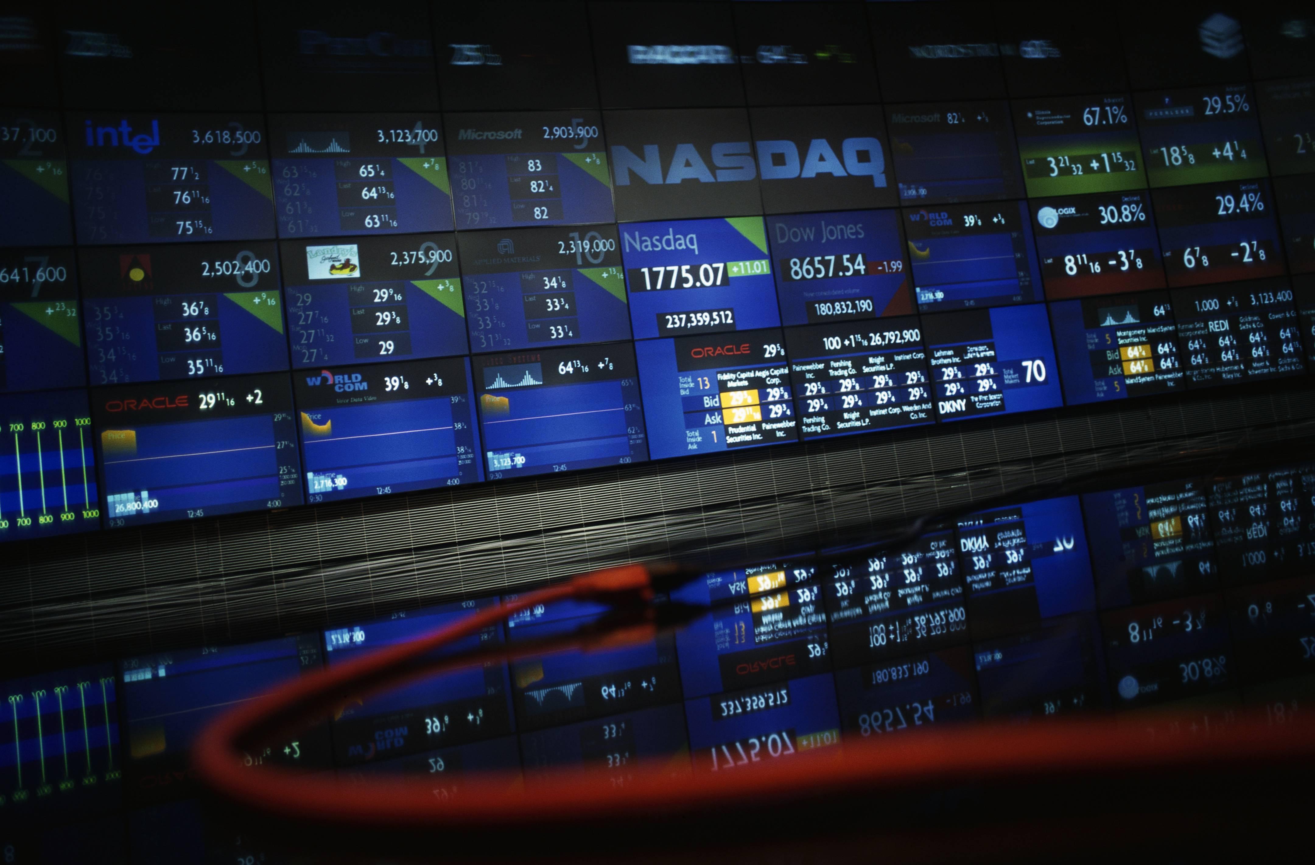 NASDAQ Composite Board