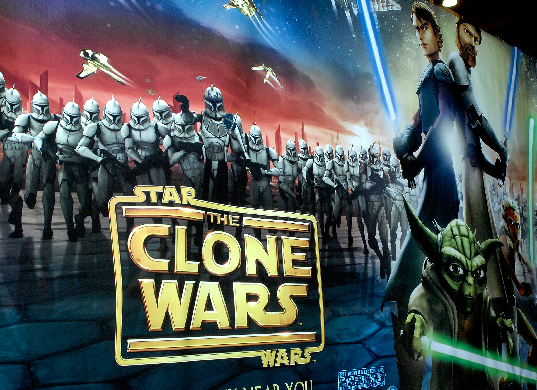New York International Children's Fim Festival Presents a Special Screening of Star Wars: The Clone Wars